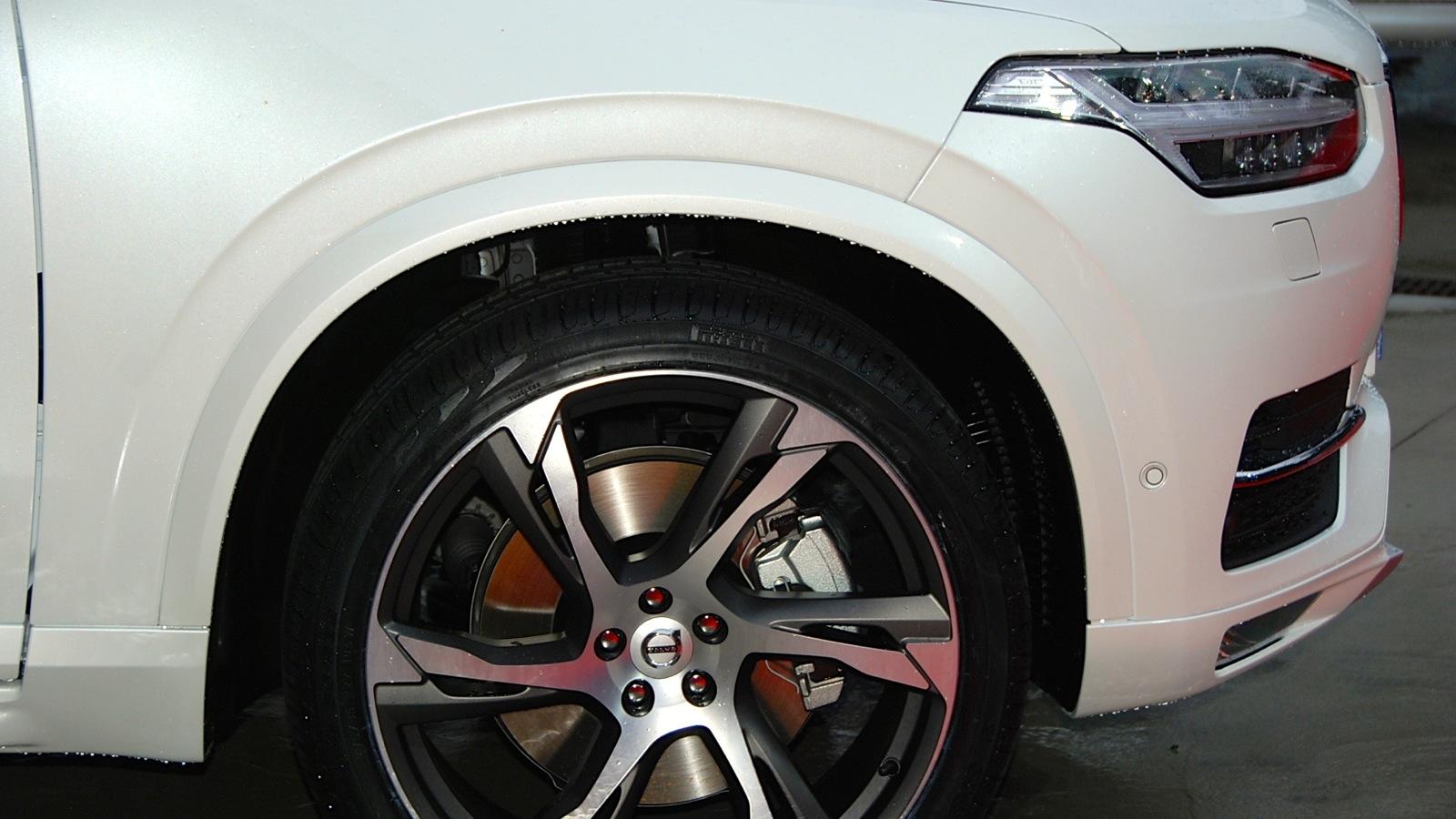 Volvo Xc90 R Design >> 2015 Volvo XC90 details revealed - photos | CarAdvice