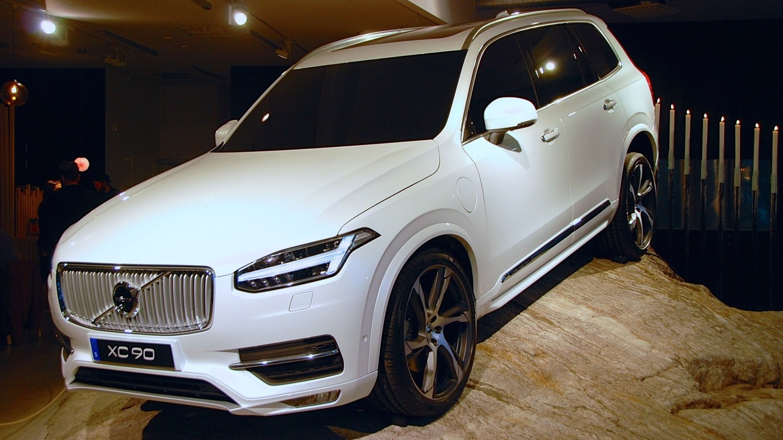 2015 Volvo XC90 details revealed - photos | CarAdvice