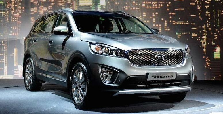2015 Kia Sorento : Interior images and additional ...