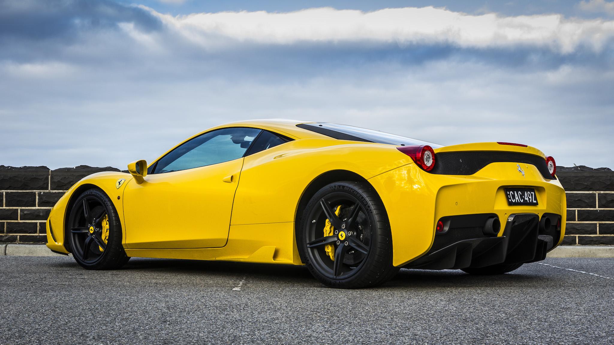 Ferrari New Models 2018 >> Ferrari 458 Speciale Review - photos | CarAdvice