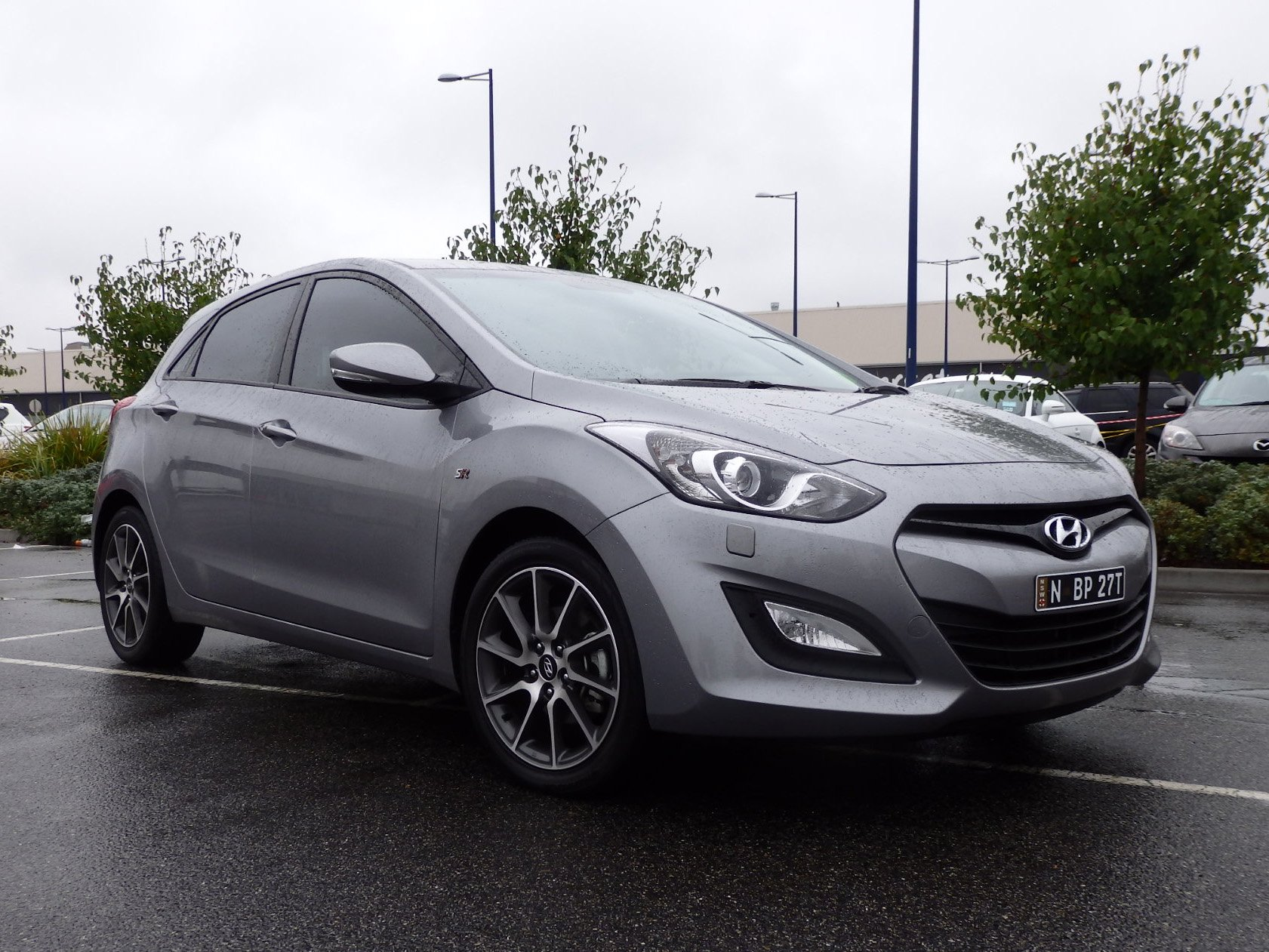 2014 Hyundai I30 Sr Review Photos Caradvice
