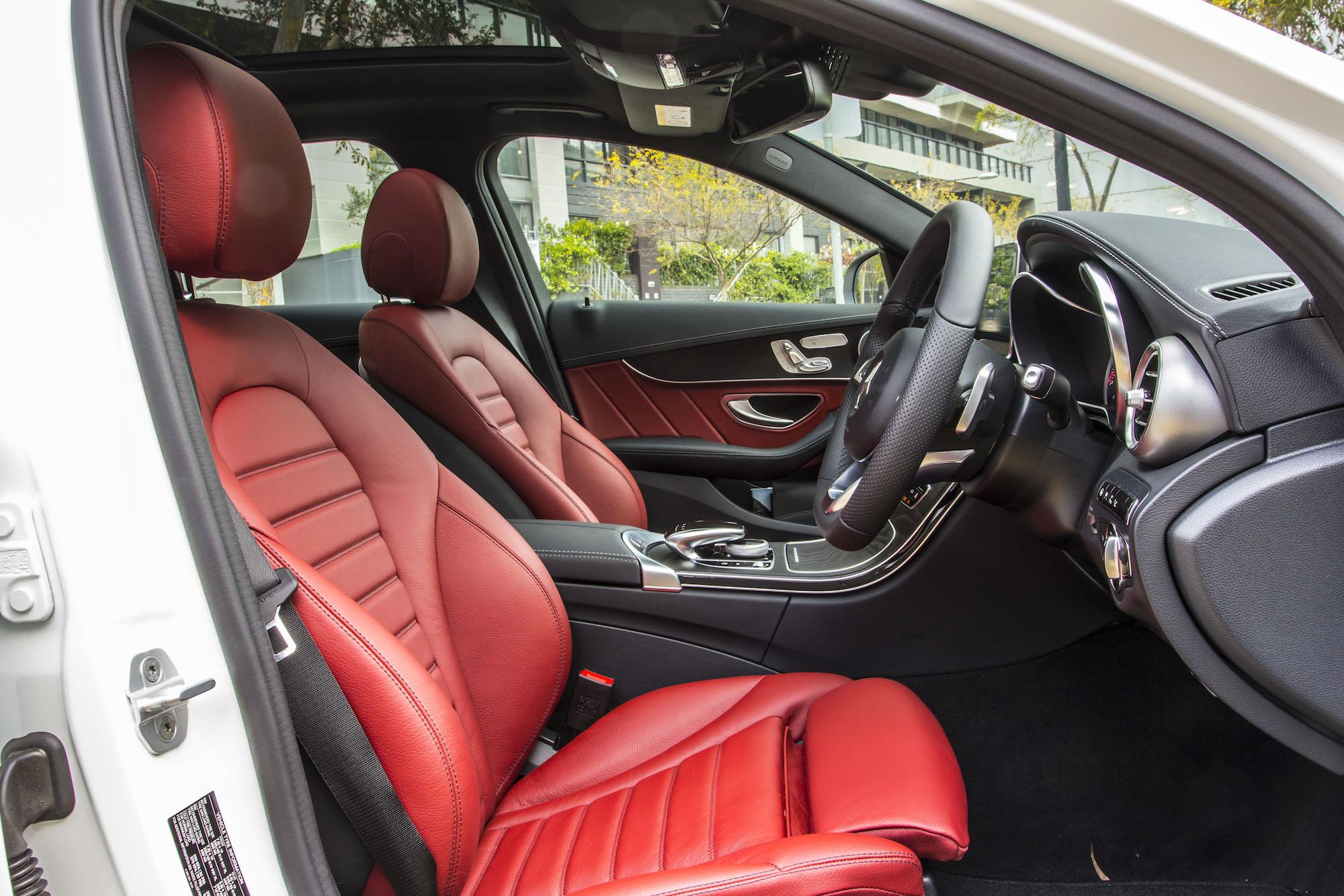 2015 mercedes benz c250 review photos caradvice for Mercedes benz c250 review