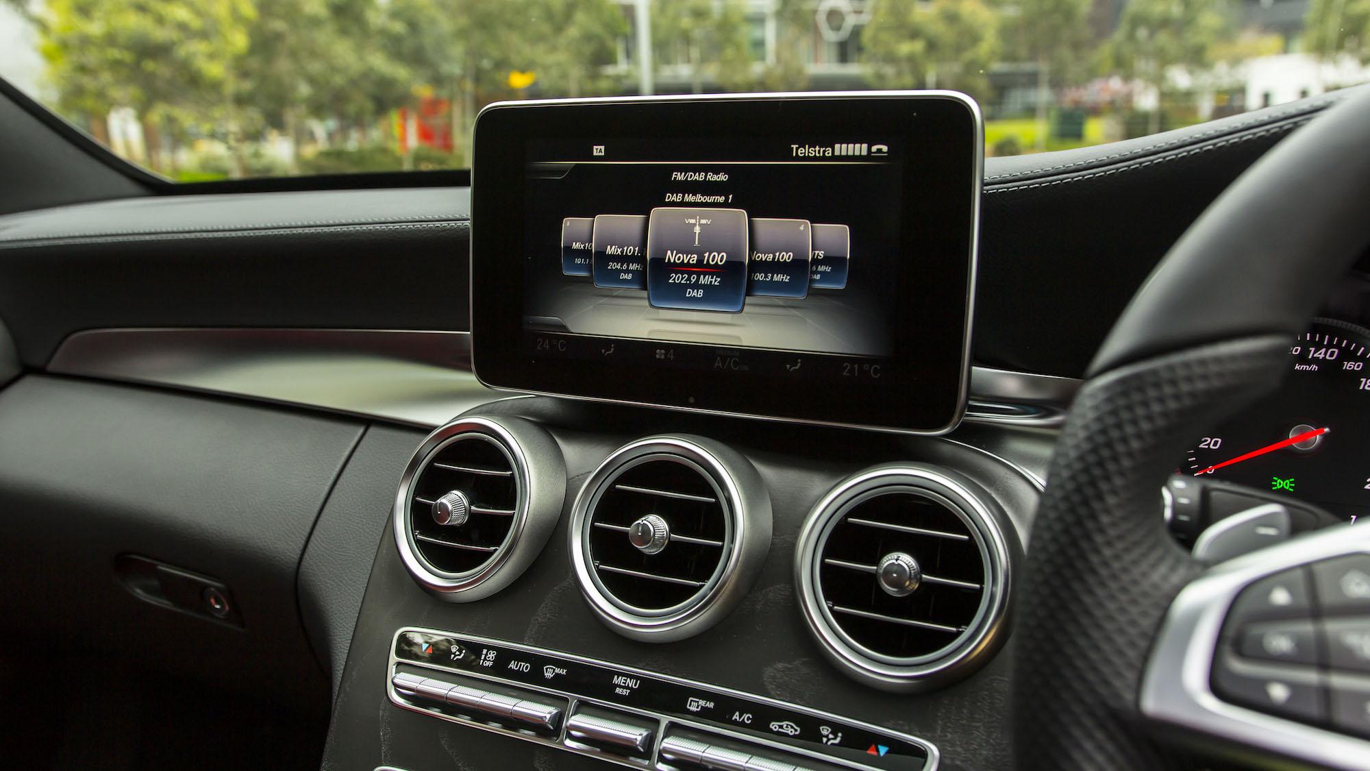 2015 Toyota Suv >> 2015 Mercedes-Benz C250 Review - photos | CarAdvice