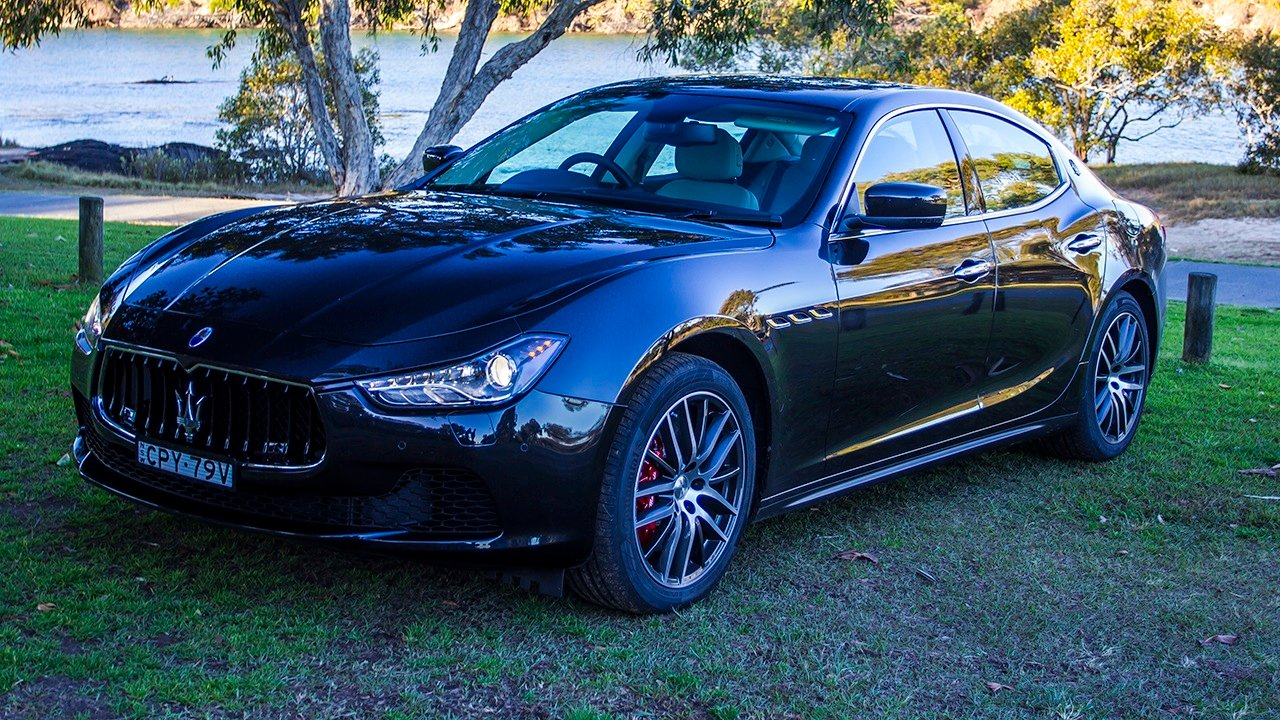 Maserati Ghibli Price >> 2014 Maserati Ghibli Review | CarAdvice