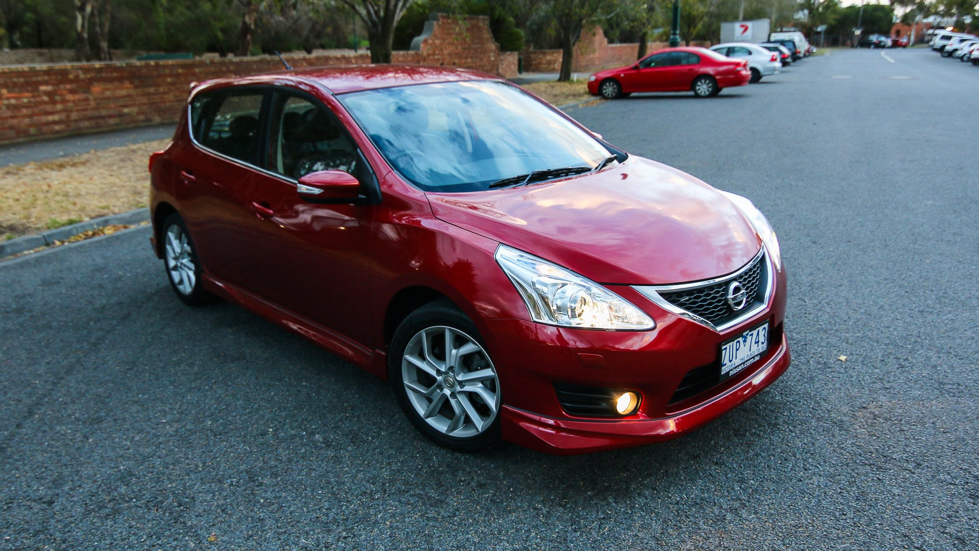 Nissan Pulsar SSS Review - photos | CarAdvice
