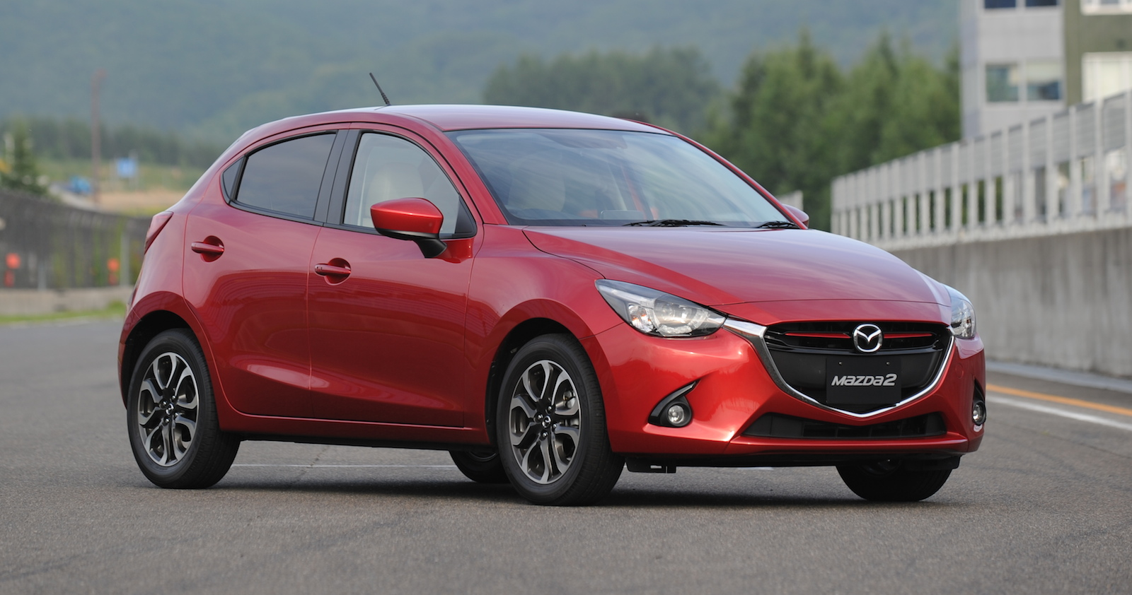 2015 Mazda 2 Production To Shift From Japan To Thailand Photos
