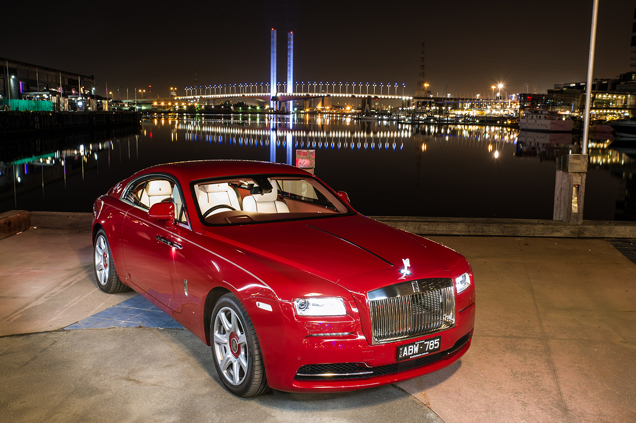 Rolls-Royce Wraith Review - photos | CarAdvice