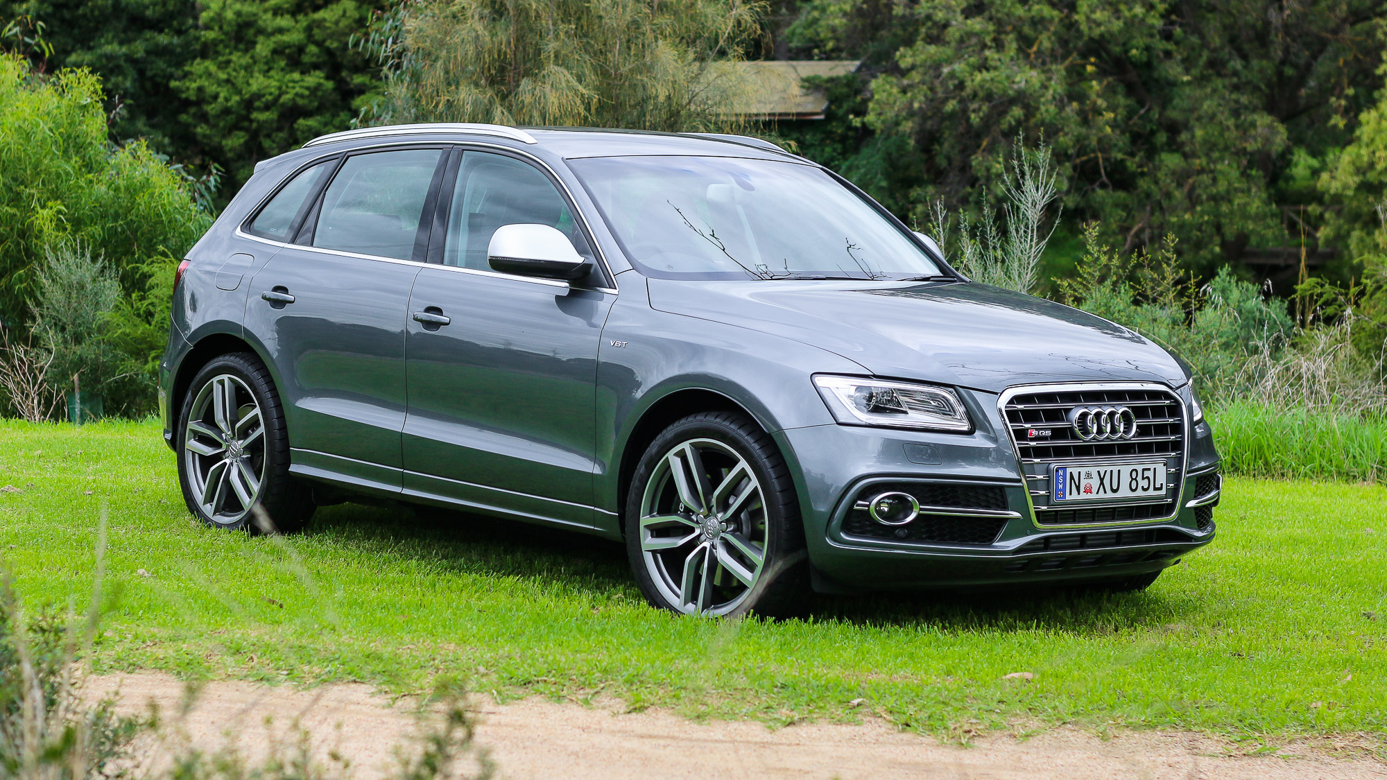 Car Review Audi Sq