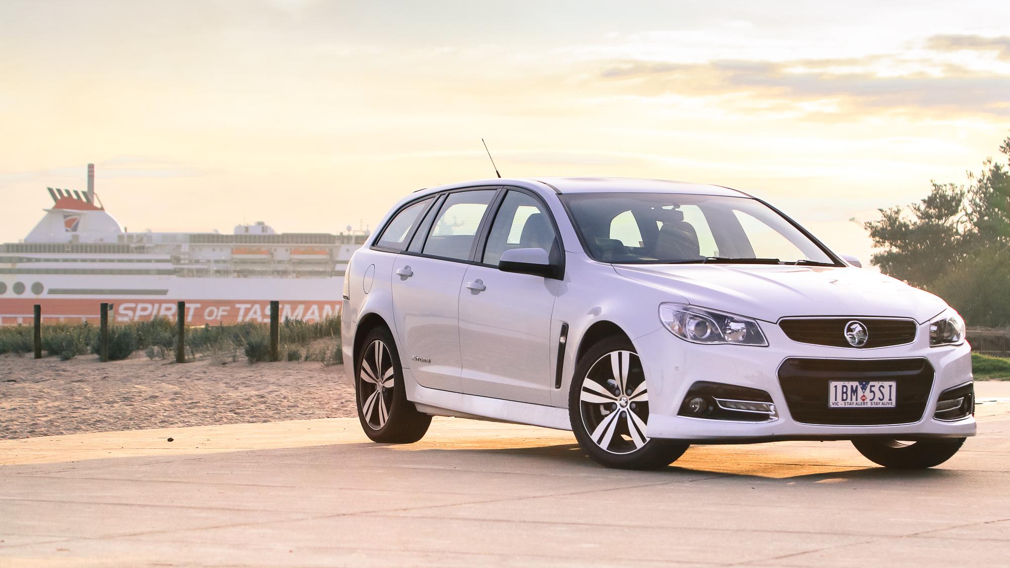 2014 Holden Commodore Sportwagon SV6 LPG Review - photos ...