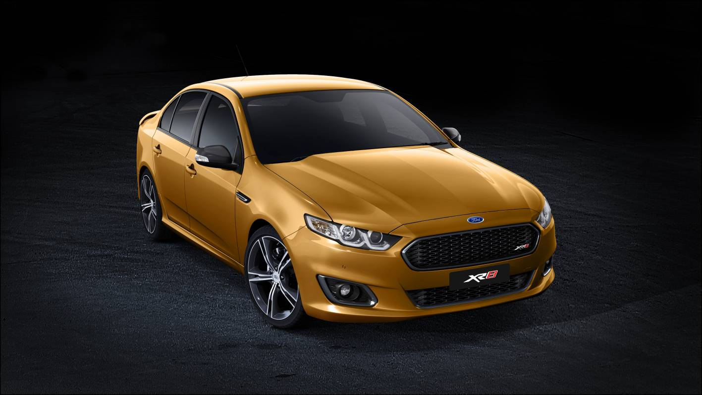 2015 Ford Falcon specifications detailed : NEW PICS ADDED ...