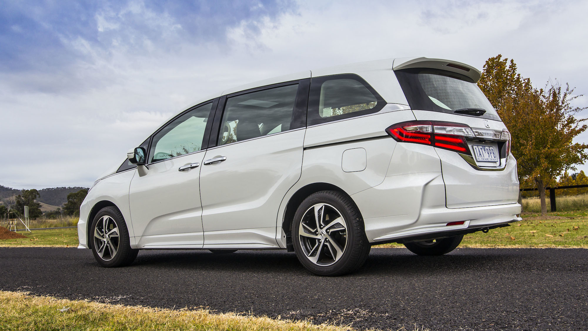 Honda Odyssey Review: LT3 - Photos