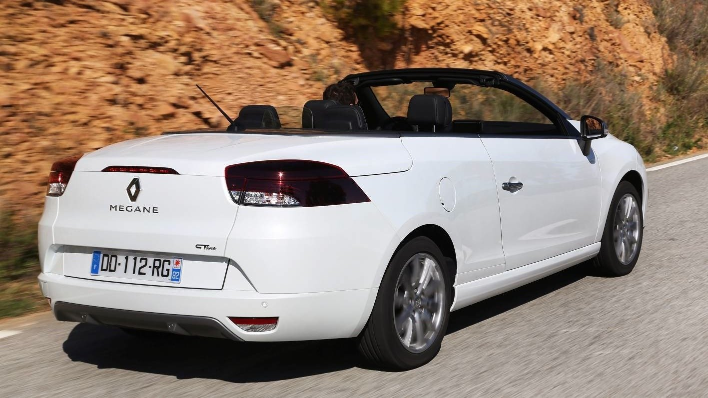 renault megane coupe cabriolet facelifted model  sale    caradvice