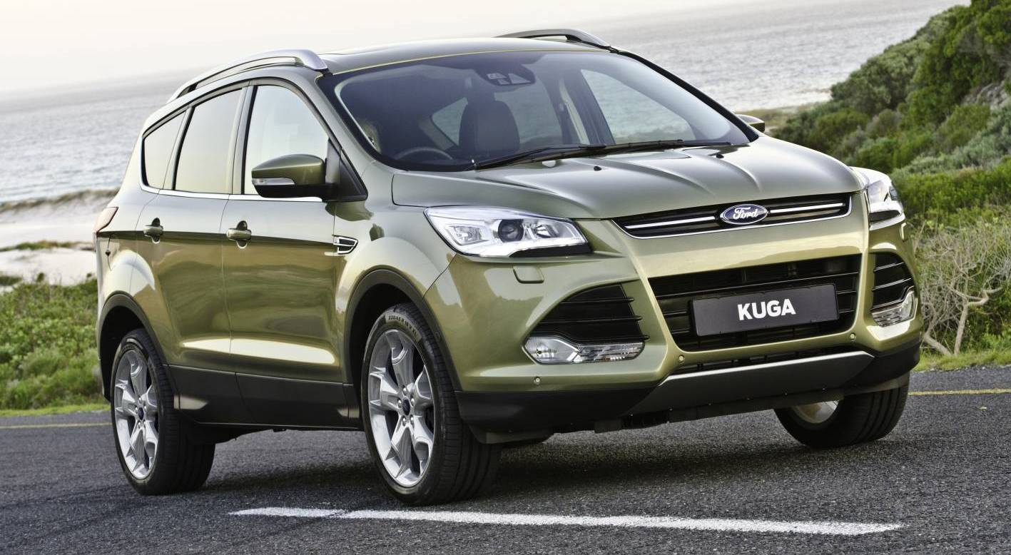 2015 Ford Kuga : New petrol engines from January, including 176kW 2.0-litre turbo - photos ...