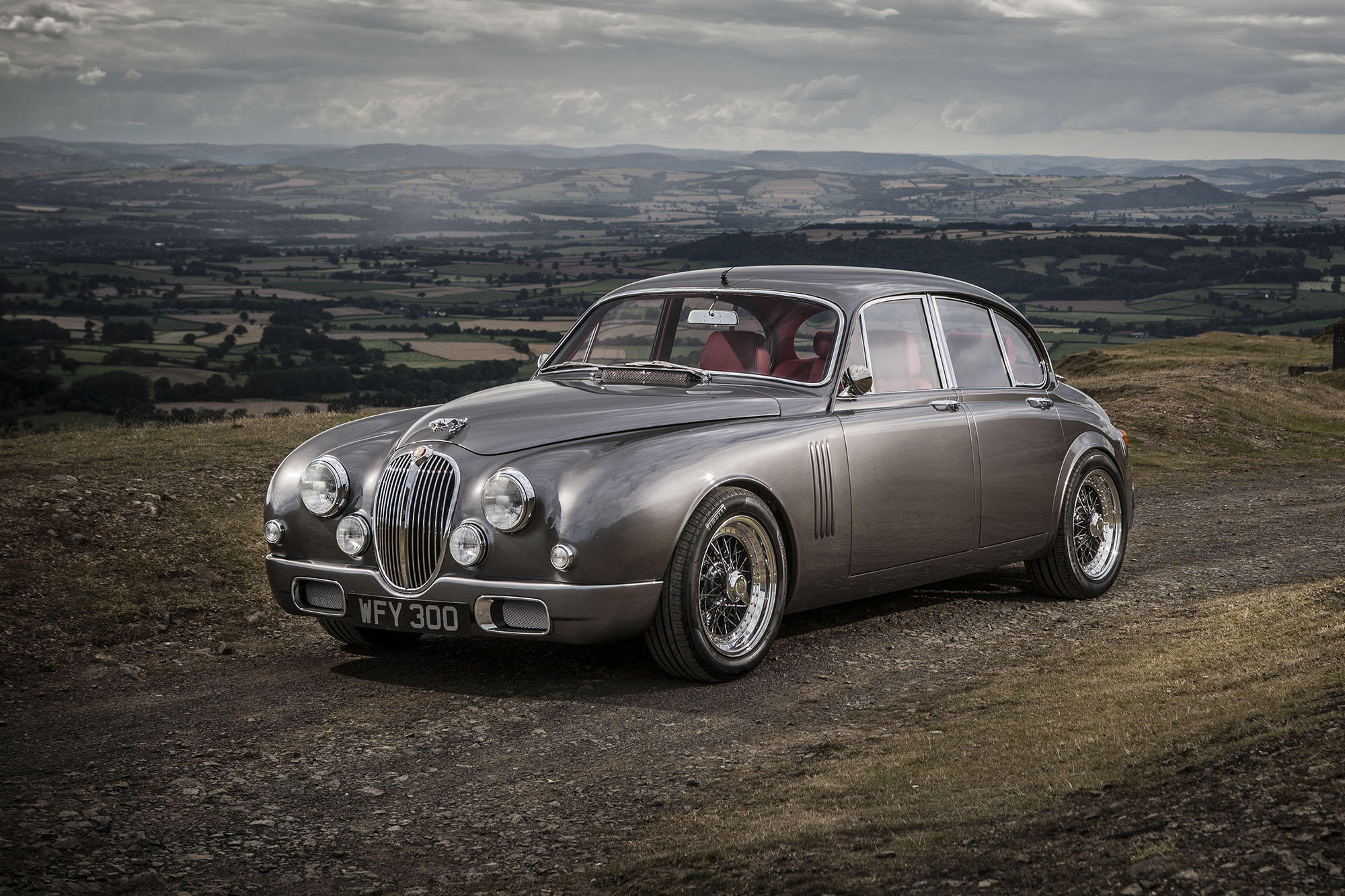 Jaguar Mark 2 restoration by Ian Callum to be produced in ...