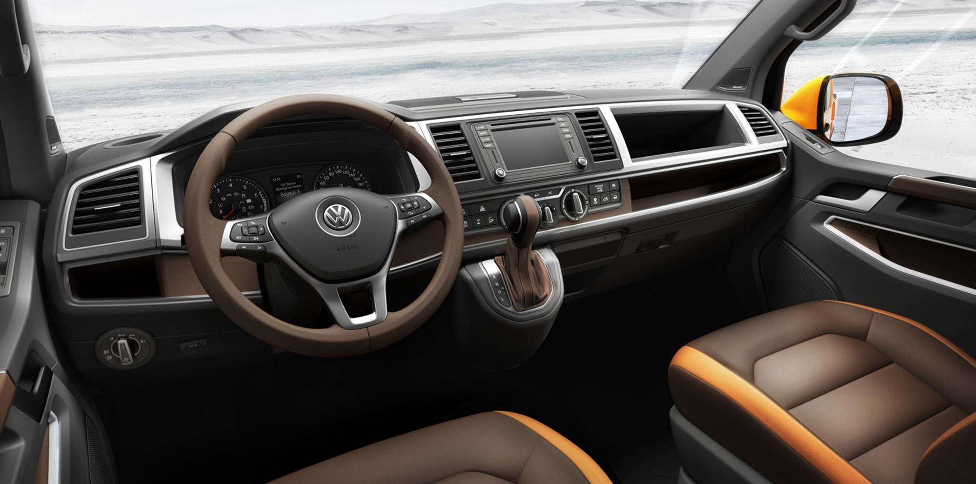 Next-gen Volkswagen Transporter teased ahead of April 16 unveiling ...