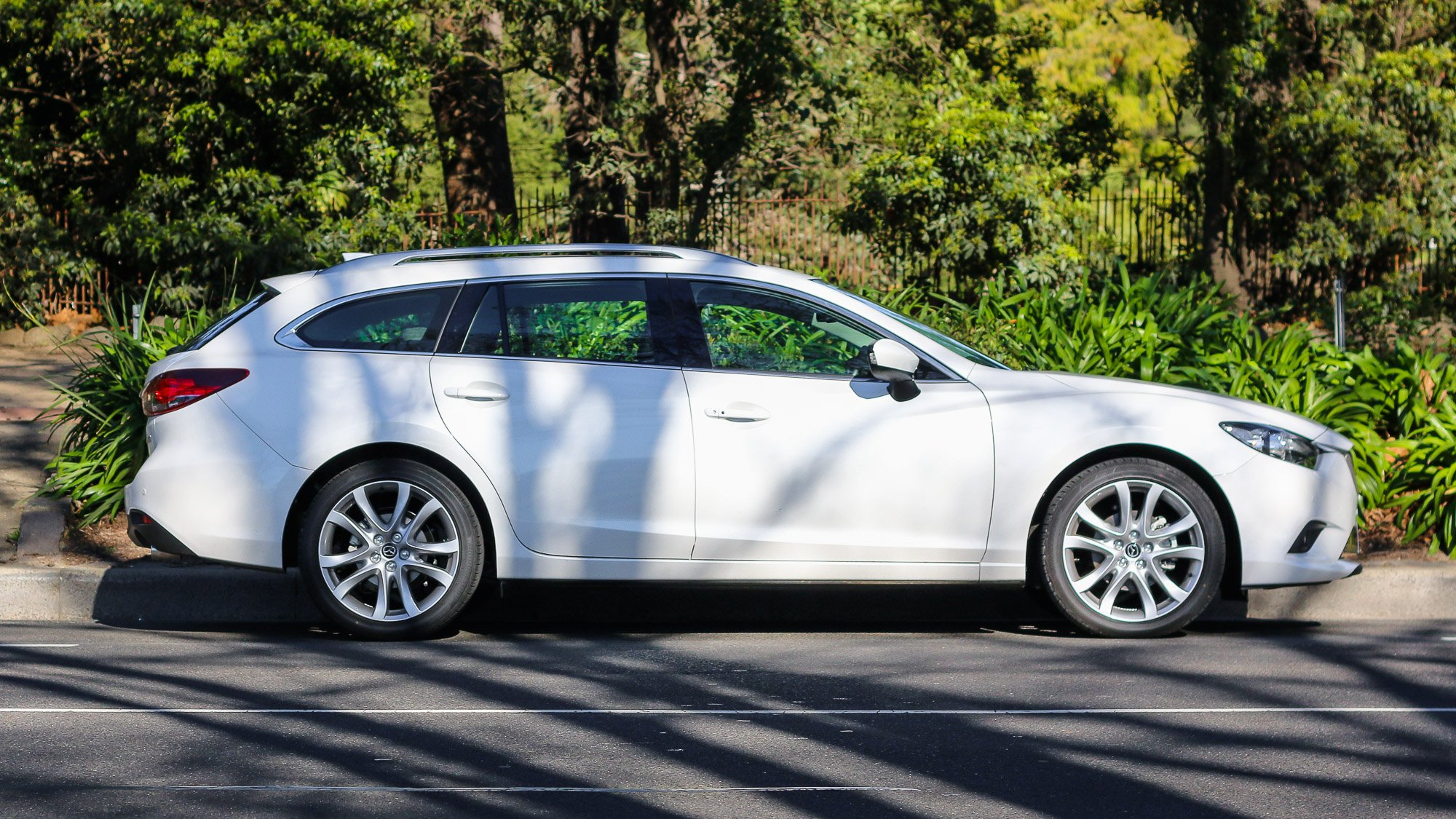 Mazda 6 Atenza Diesel Wagon Review Photos Caradvice