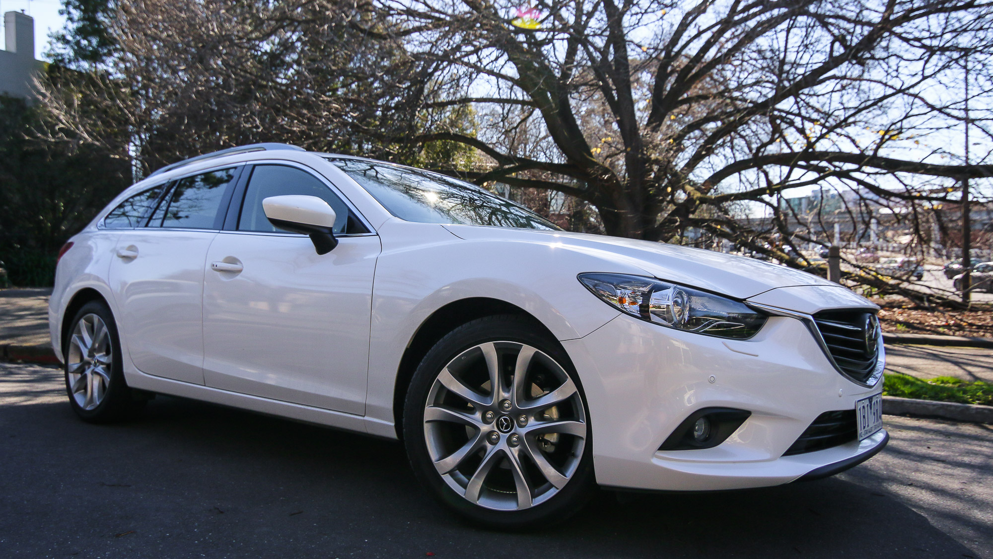 Mazda 6 Atenza Diesel Wagon Review - photos | CarAdvice