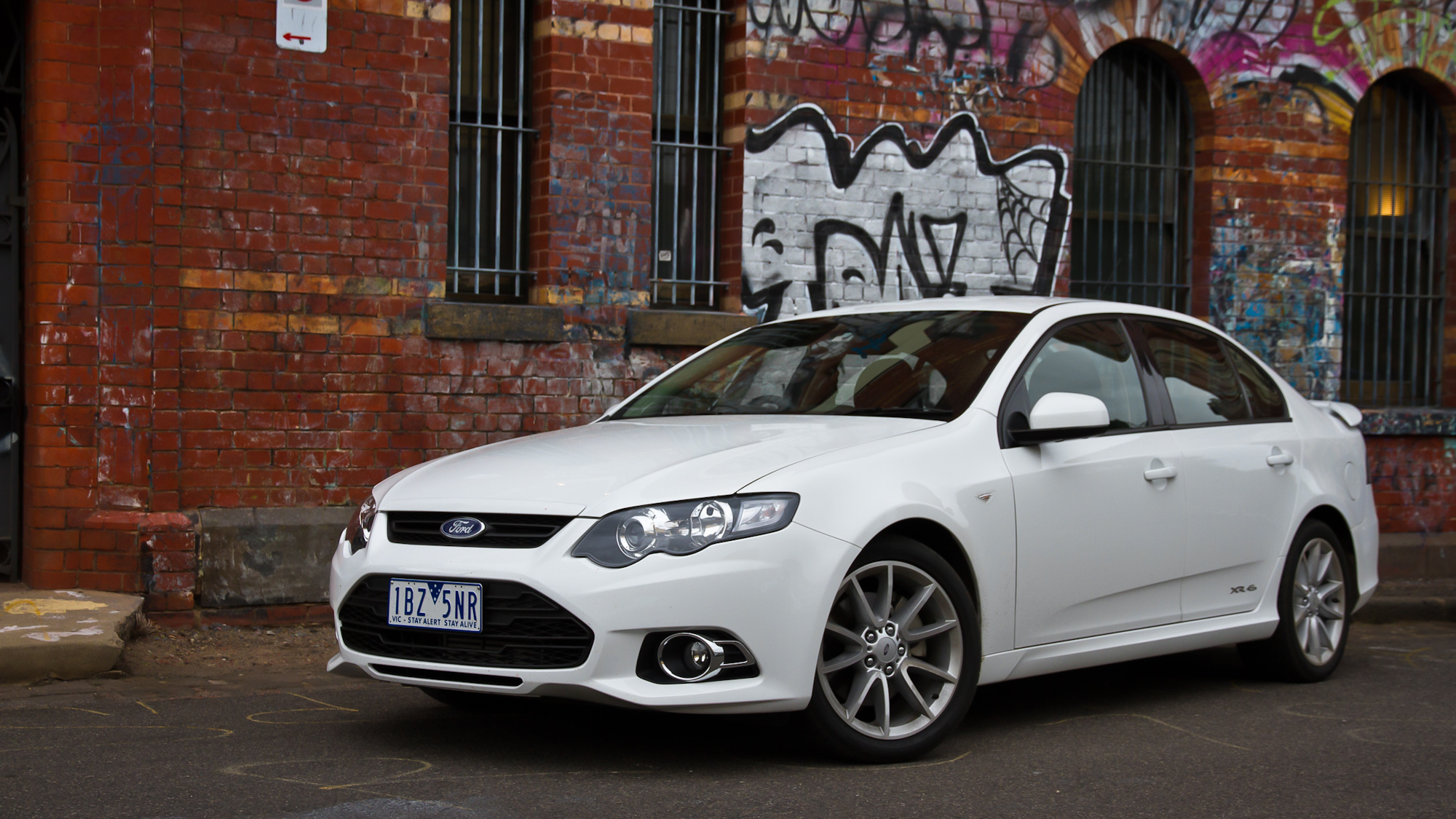 2014 Ford Falcon 2014 Ford Falcon Ute Revealed Photos