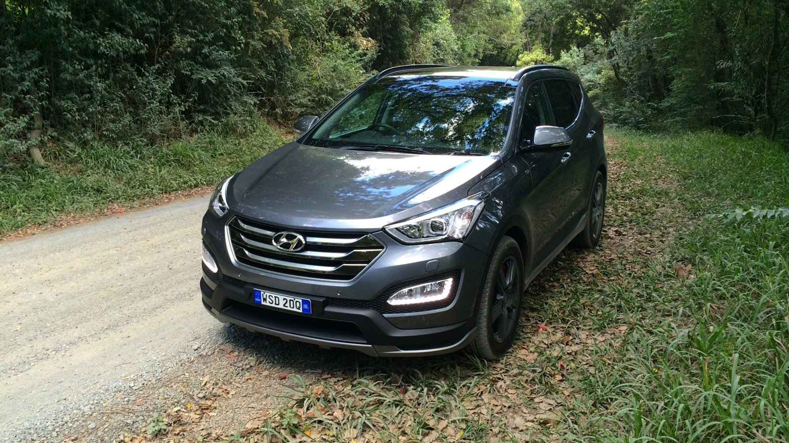 2015 Hyundai Santa Fe Sr Review Photos Caradvice
