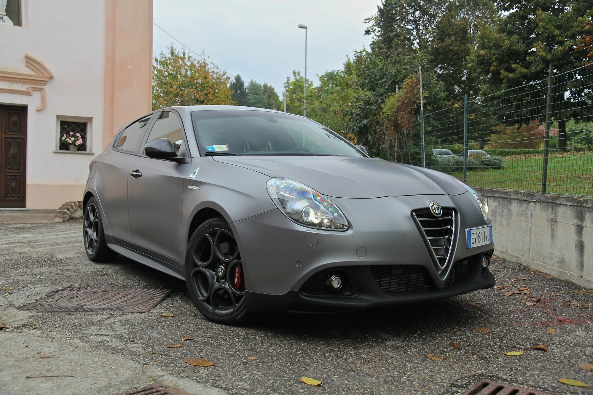 2015 alfa romeo giulietta quadrifoglio verde review. Black Bedroom Furniture Sets. Home Design Ideas