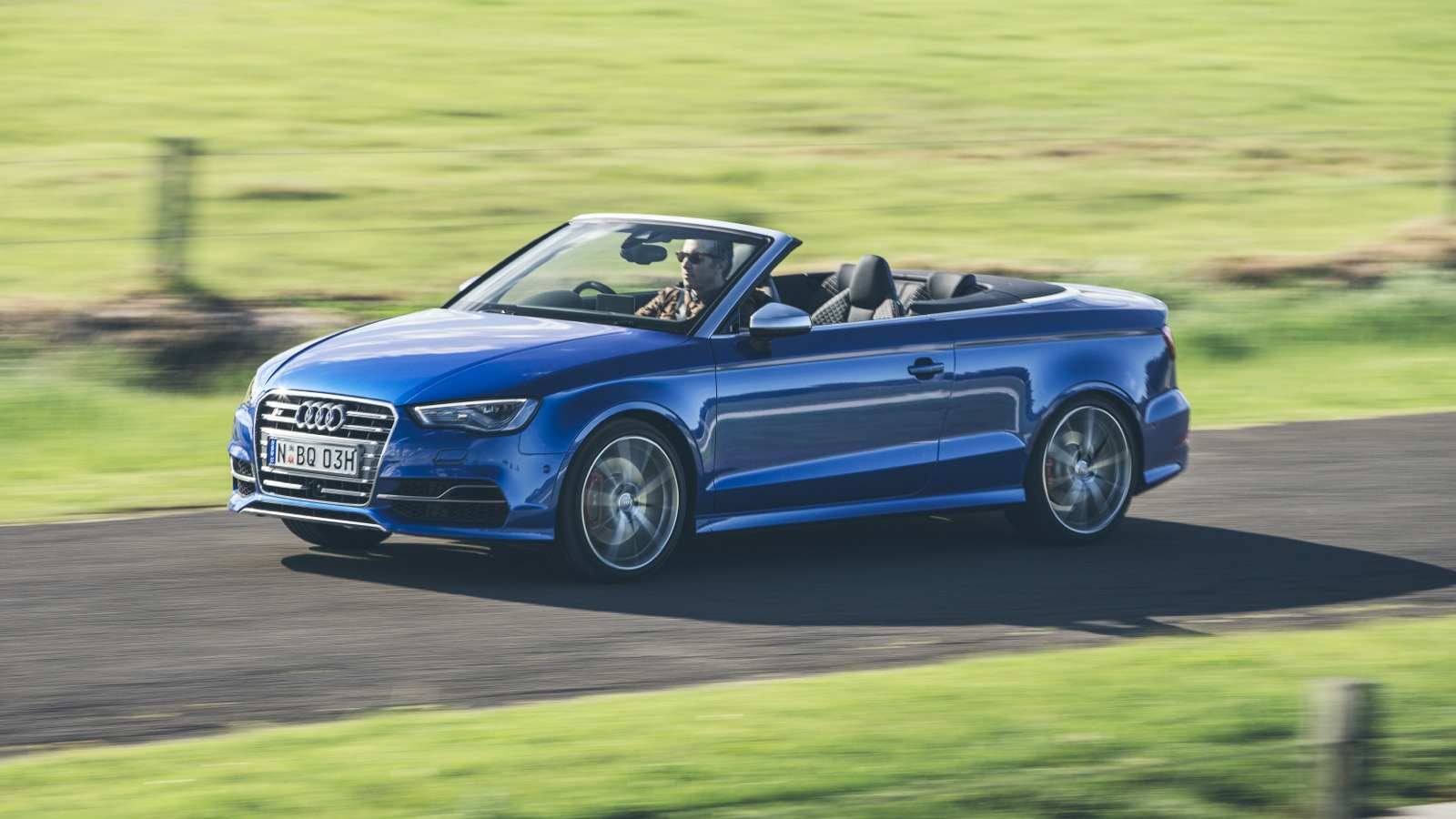 audi s3 cabriolet pricing and specifications photos caradvice. Black Bedroom Furniture Sets. Home Design Ideas