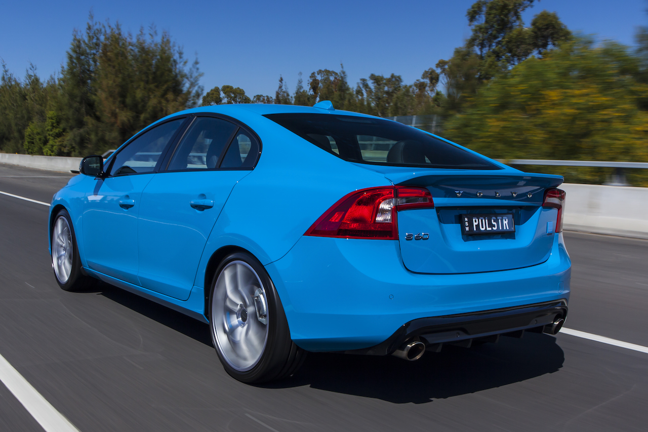 2015 Volvo S60 And V60 Polestar Review Photos Caradvice
