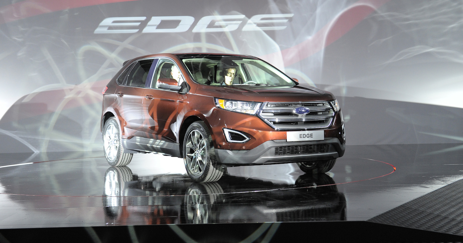 Ford Edge Sel Powered Territory Successor Revealed