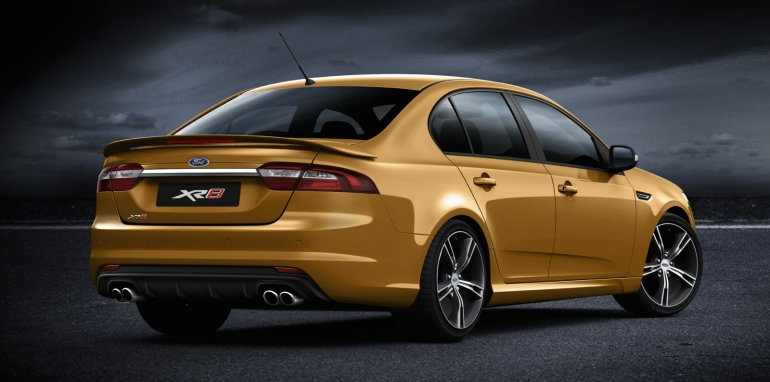 Ford Falcon XR8 pricing : Flagship 335kW supercharged Falcon XR8 priced from $52,490 - photos ...