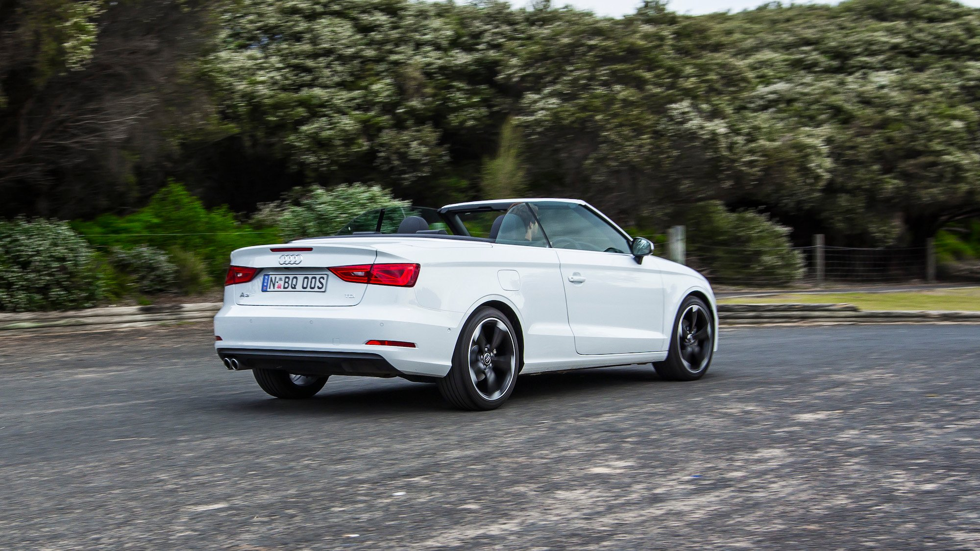 audi a3 cabriolet review 2 0 tdi ambition caradvice. Black Bedroom Furniture Sets. Home Design Ideas