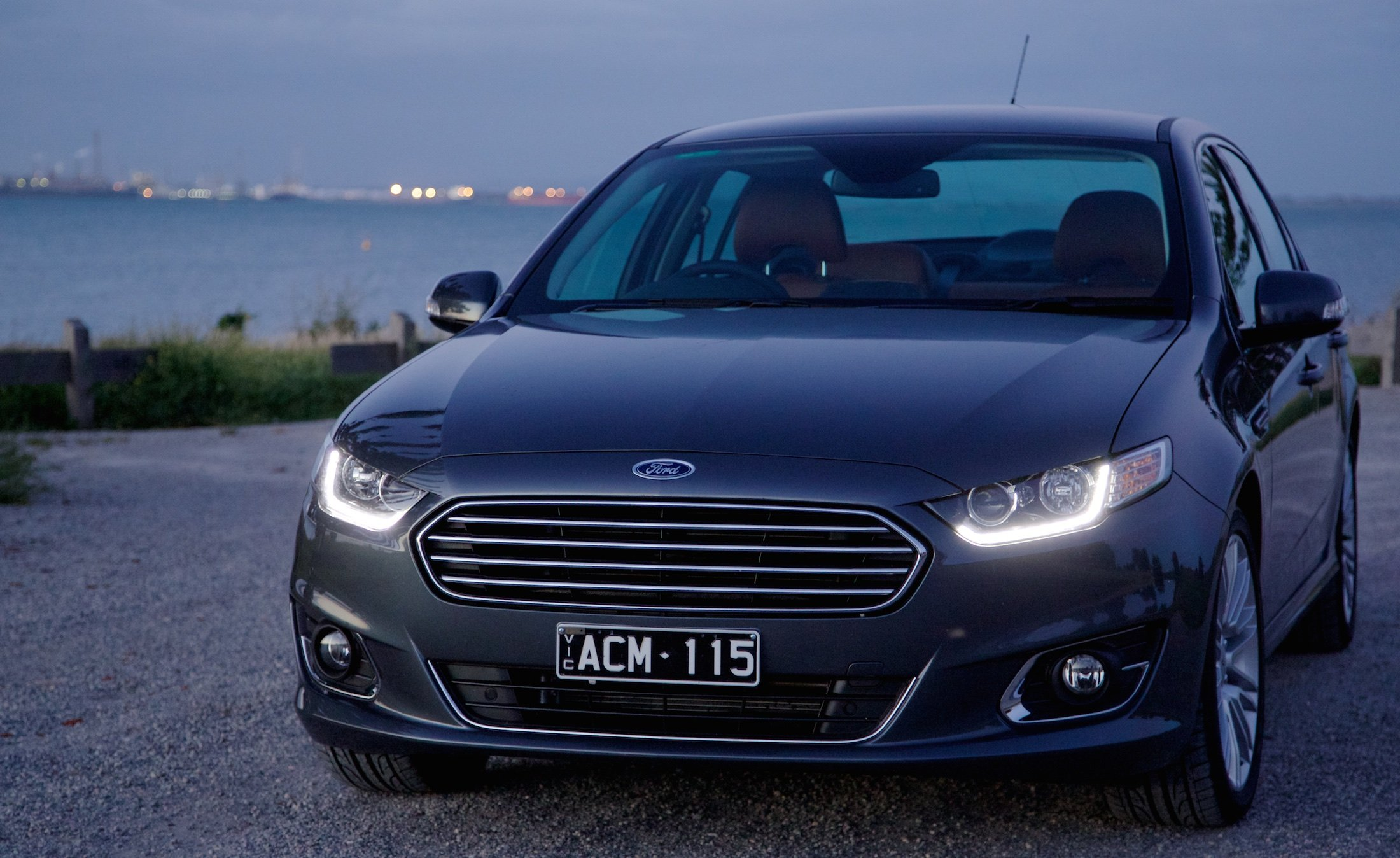 2015 Ford Falcon Review - photos | CarAdvice