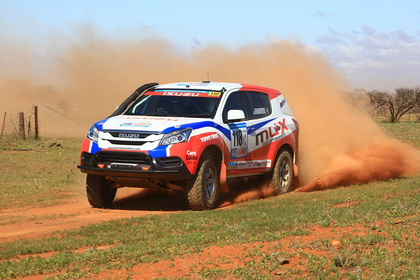 Subaru Models 2015 >> Isuzu MU-X engineered in Sydney for Dakar Rally in 2015 - photos | CarAdvice