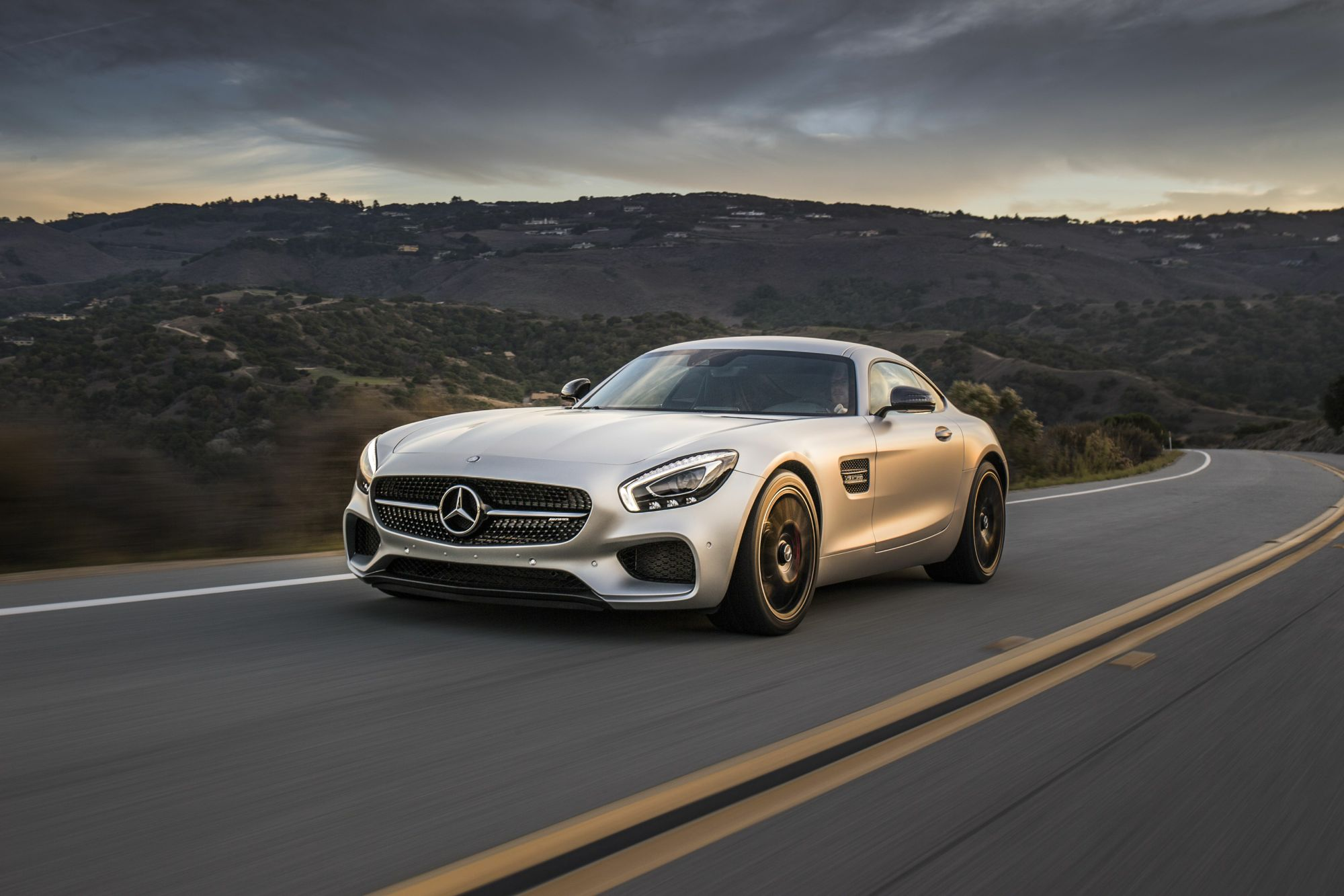 Mercedes Amg Gt Review Photos Caradvice