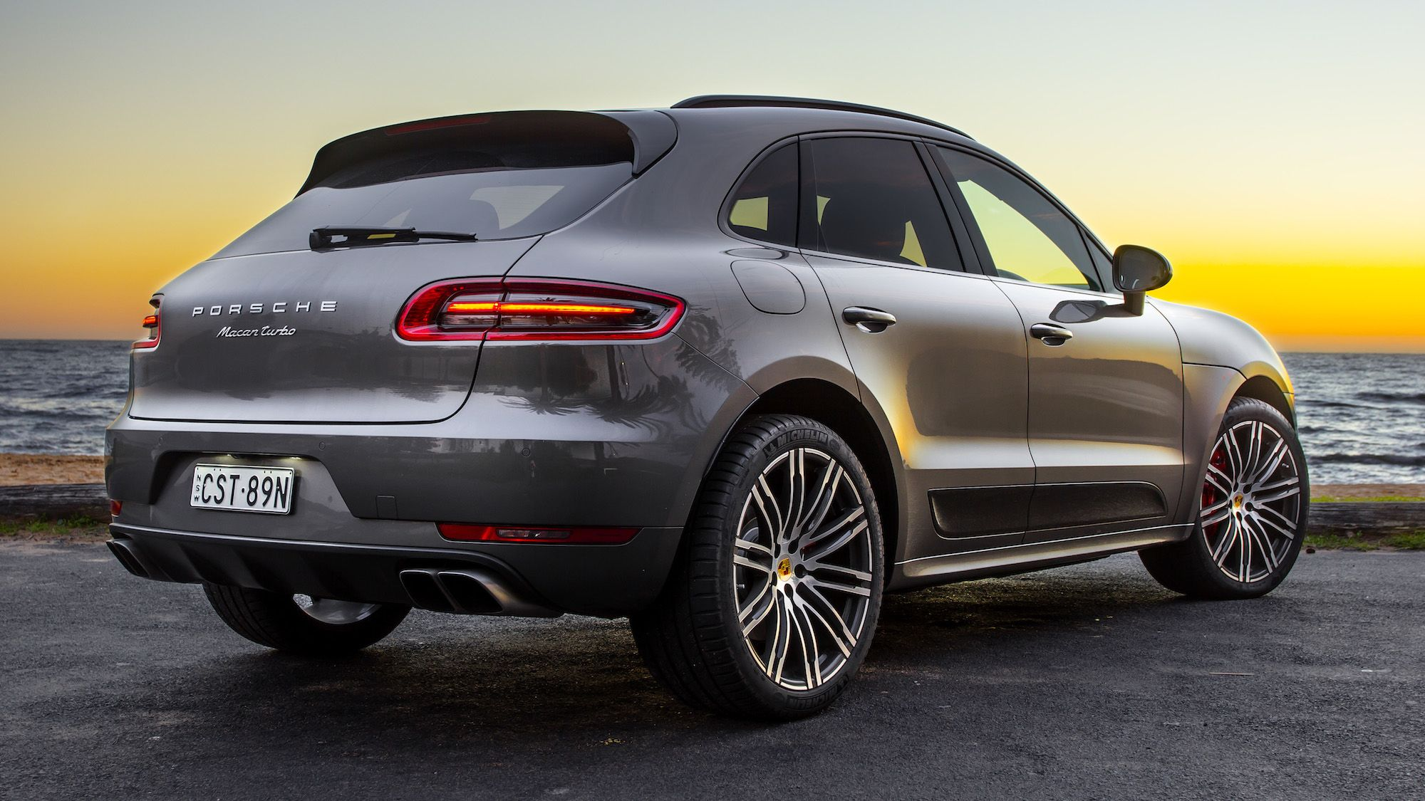 Porsche Macan Turbo Review Photos Caradvice