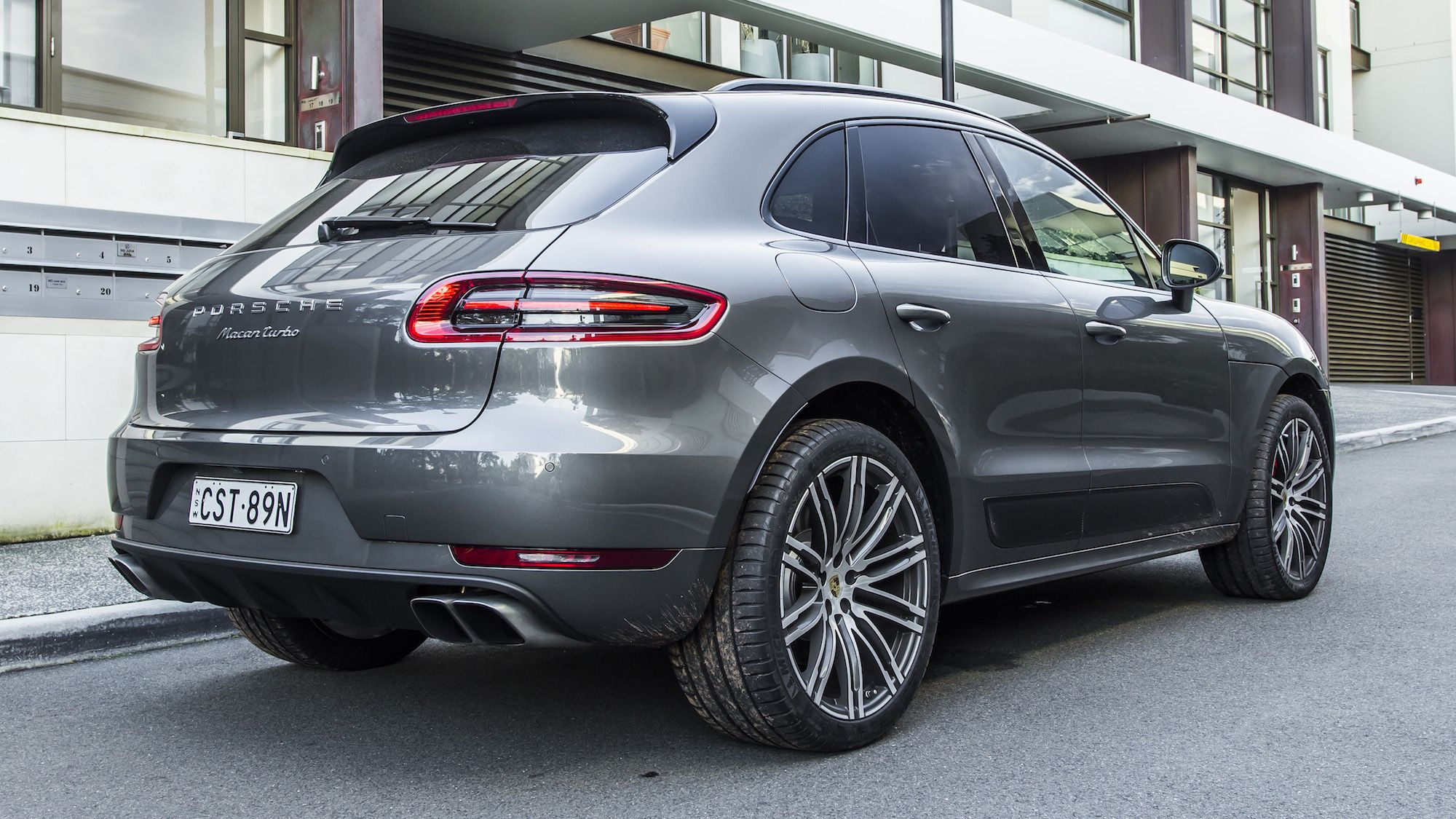 Porsche Macan Turbo Review - photos | CarAdvice