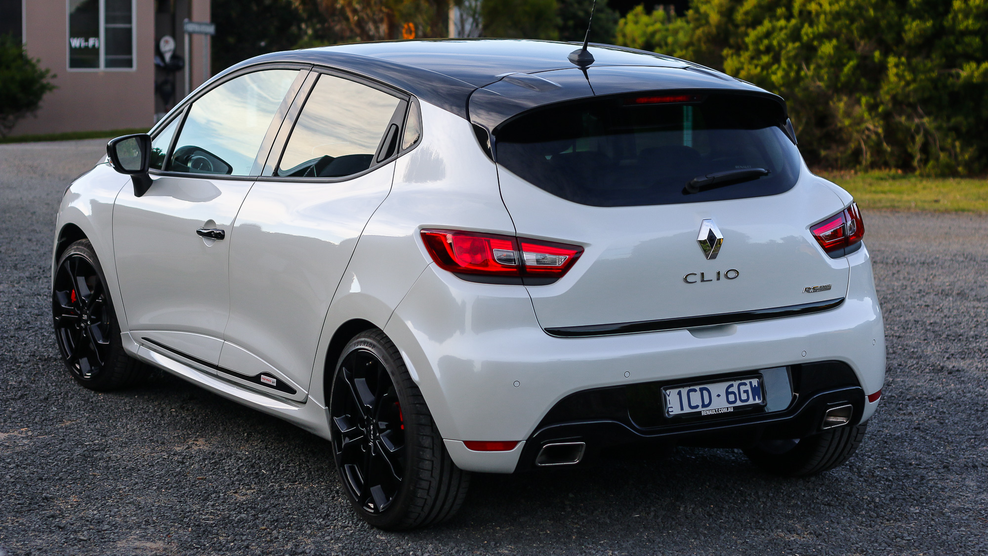 2015 Renault Clio RS Monaco GP Review : Quick drive ...