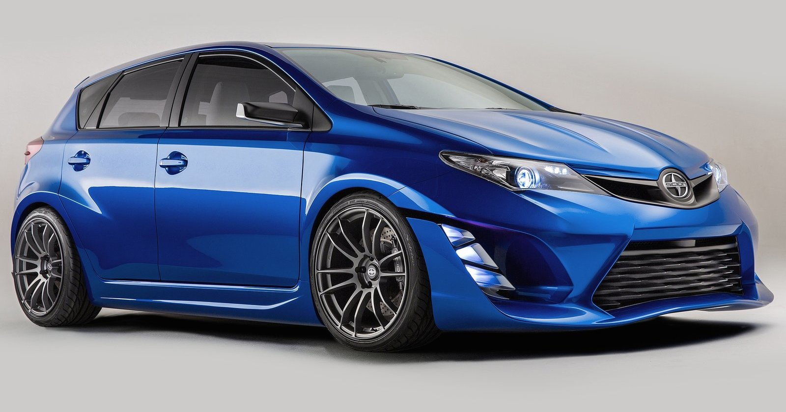 scion im concept previews new corolla based sports hatch