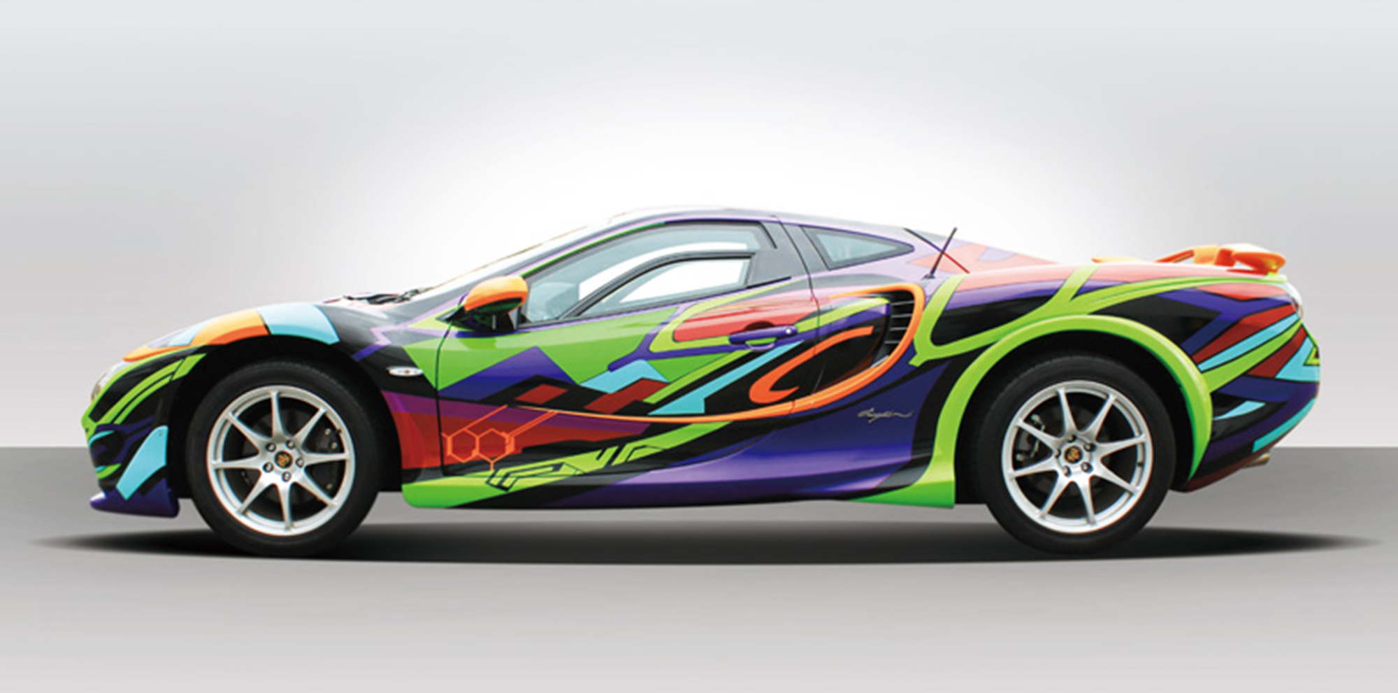 Mitsuoka Orochi Evangelion Edition will be the car's swansong ...