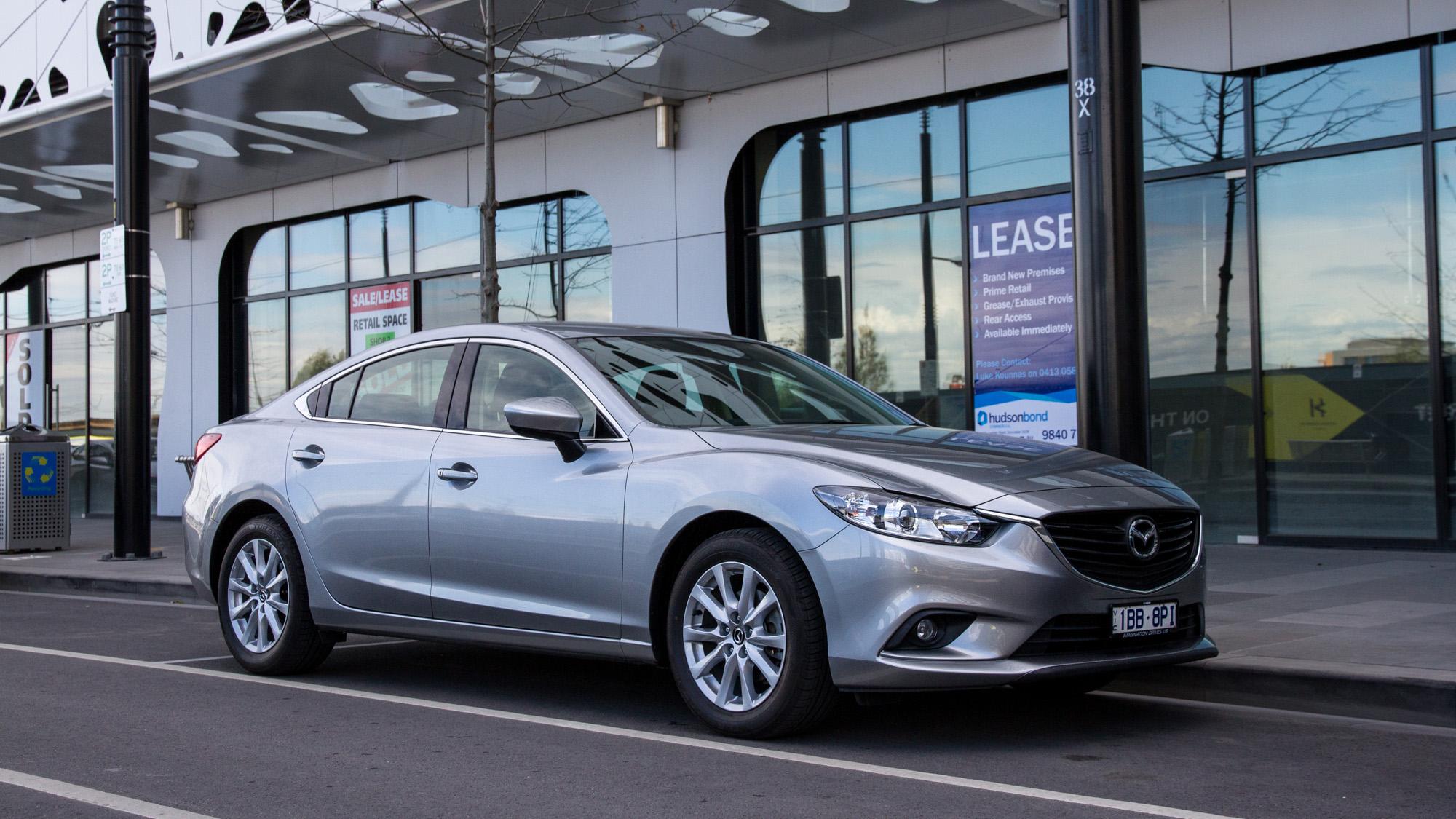 2014 Mazda 6 Review Sport Photos Caradvice