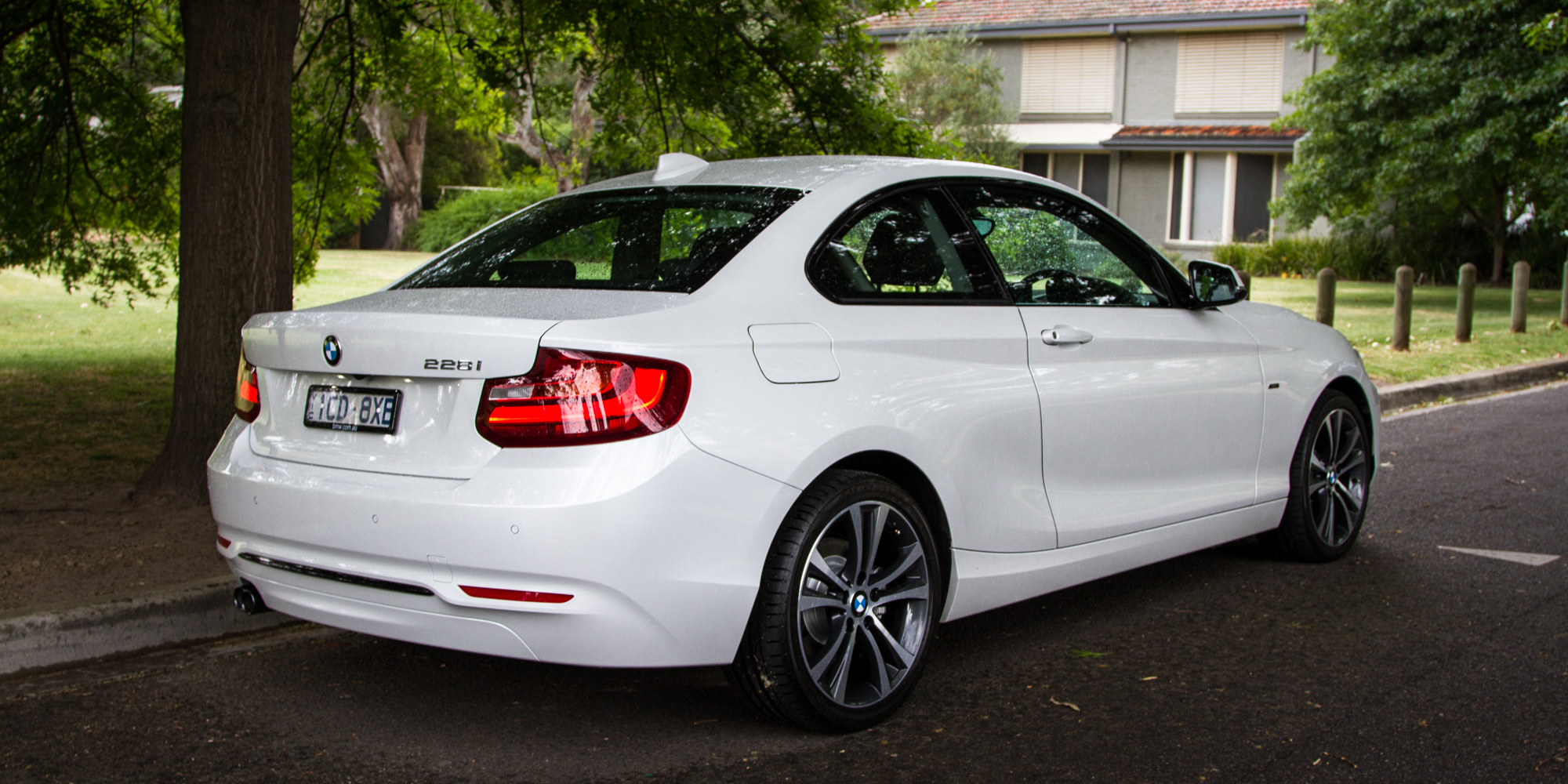 2015 bmw 2 series review 228i coupe photos caradvice. Black Bedroom Furniture Sets. Home Design Ideas
