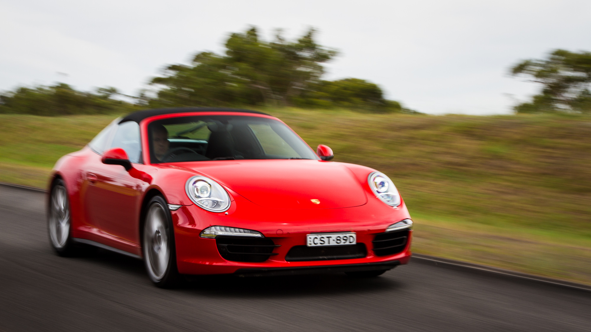 Porsche 911 Targa 4s Review Photos Caradvice