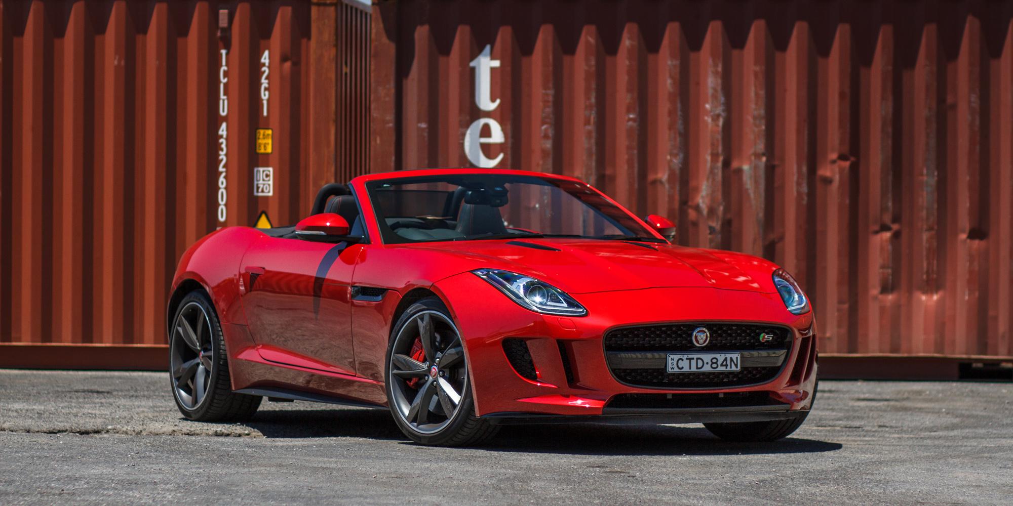 Jaguar FType V S Review CarAdvice - 2015 jaguar f type v8 s