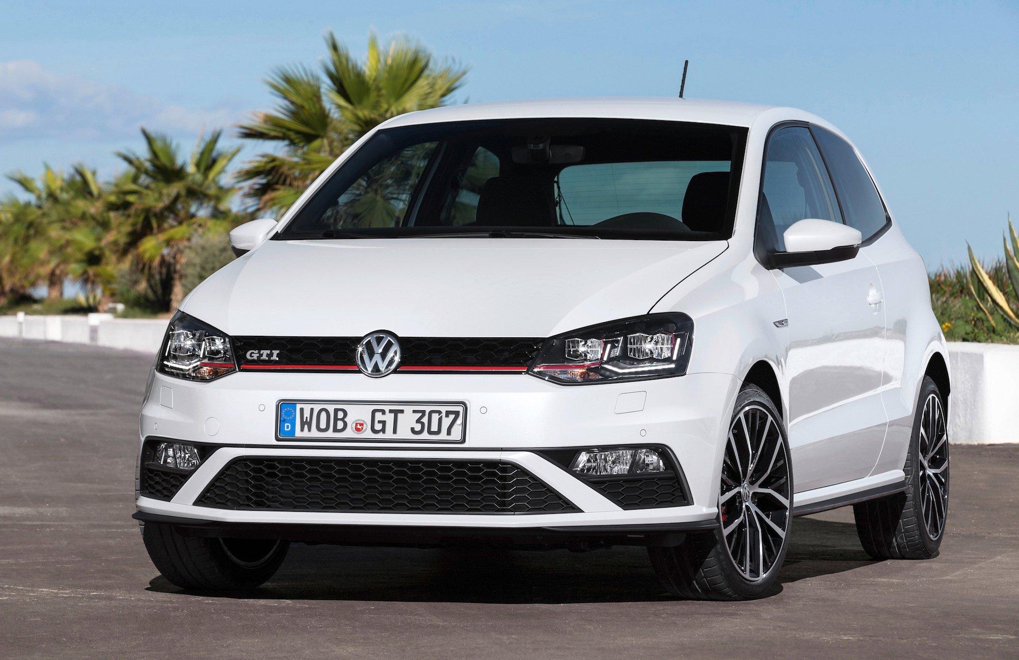2015 Volkswagen Polo GTI Review - photos | CarAdvice
