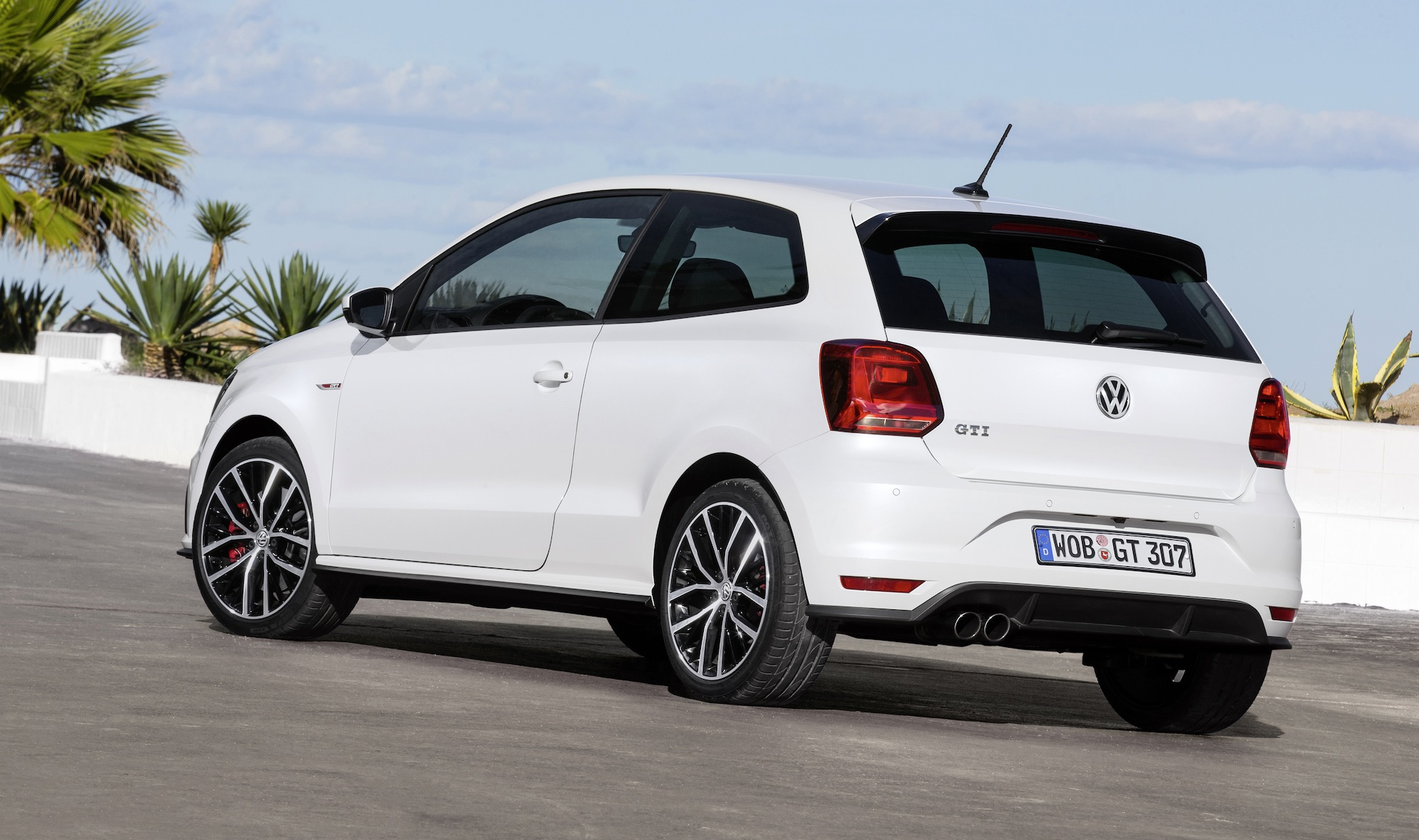 2015 volkswagen polo gti review photos caradvice. Black Bedroom Furniture Sets. Home Design Ideas