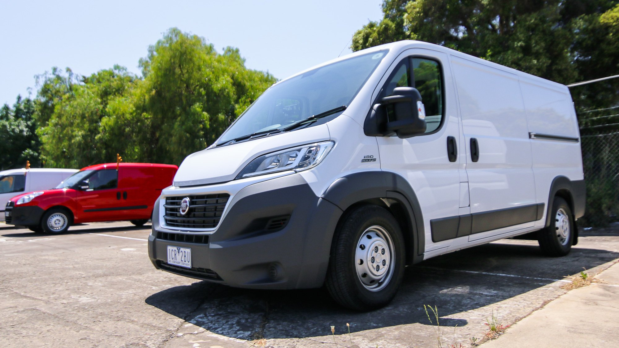 Fiat Ducato Review >> 2015 Fiat Ducato Review - photos | CarAdvice