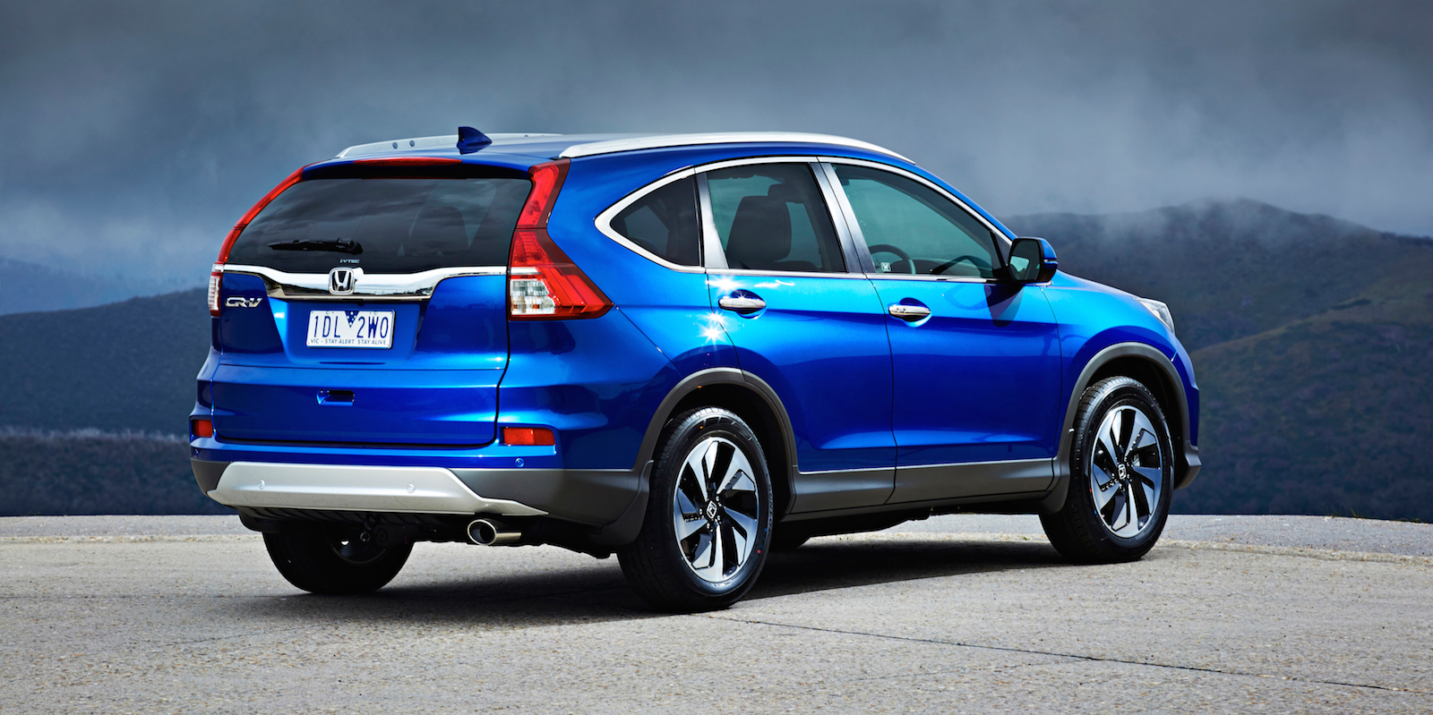 2015 Honda Cr V Series Ii Pricing And Specifications