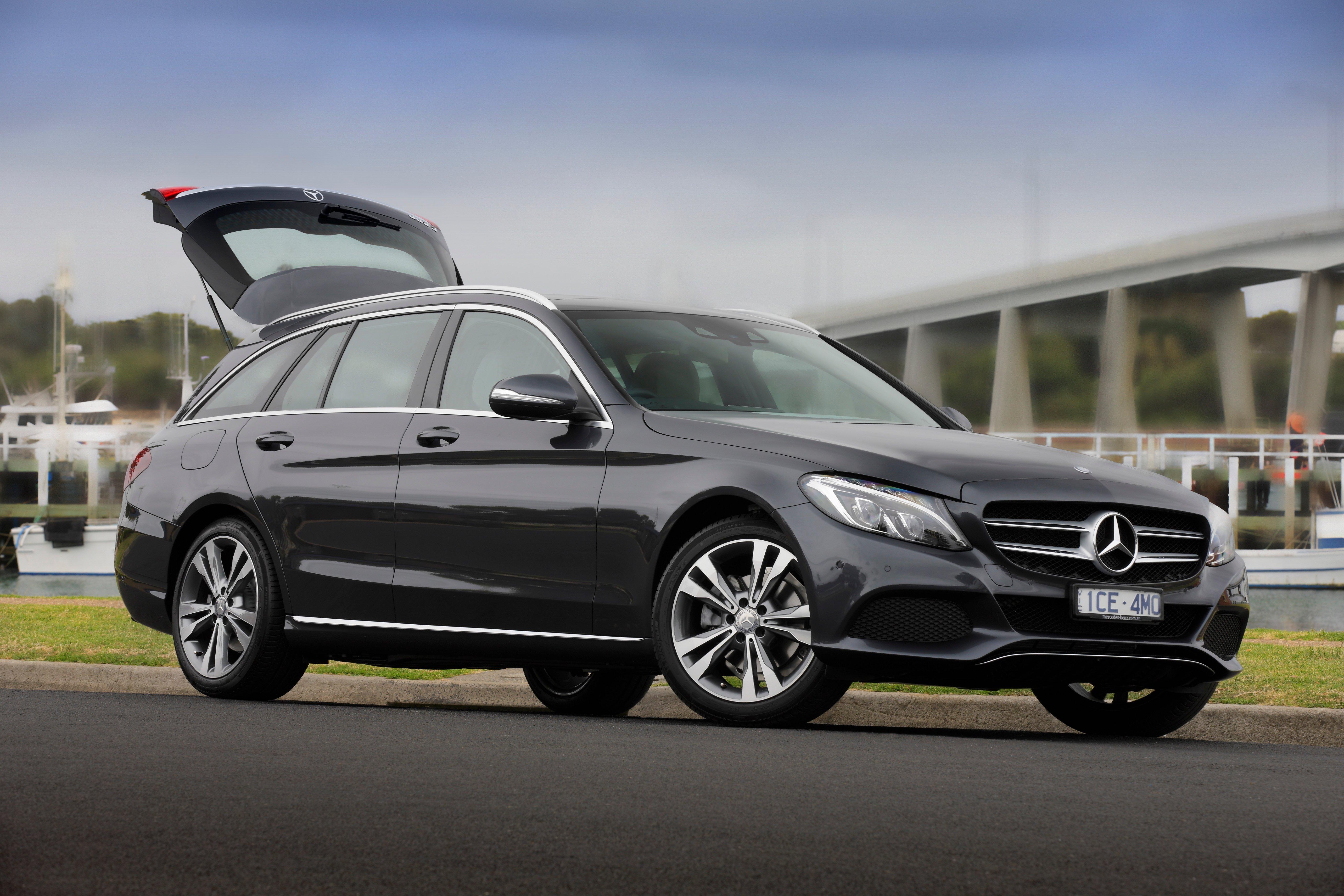 2015 Mercedes Benz C200 Estate Review Photos Caradvice