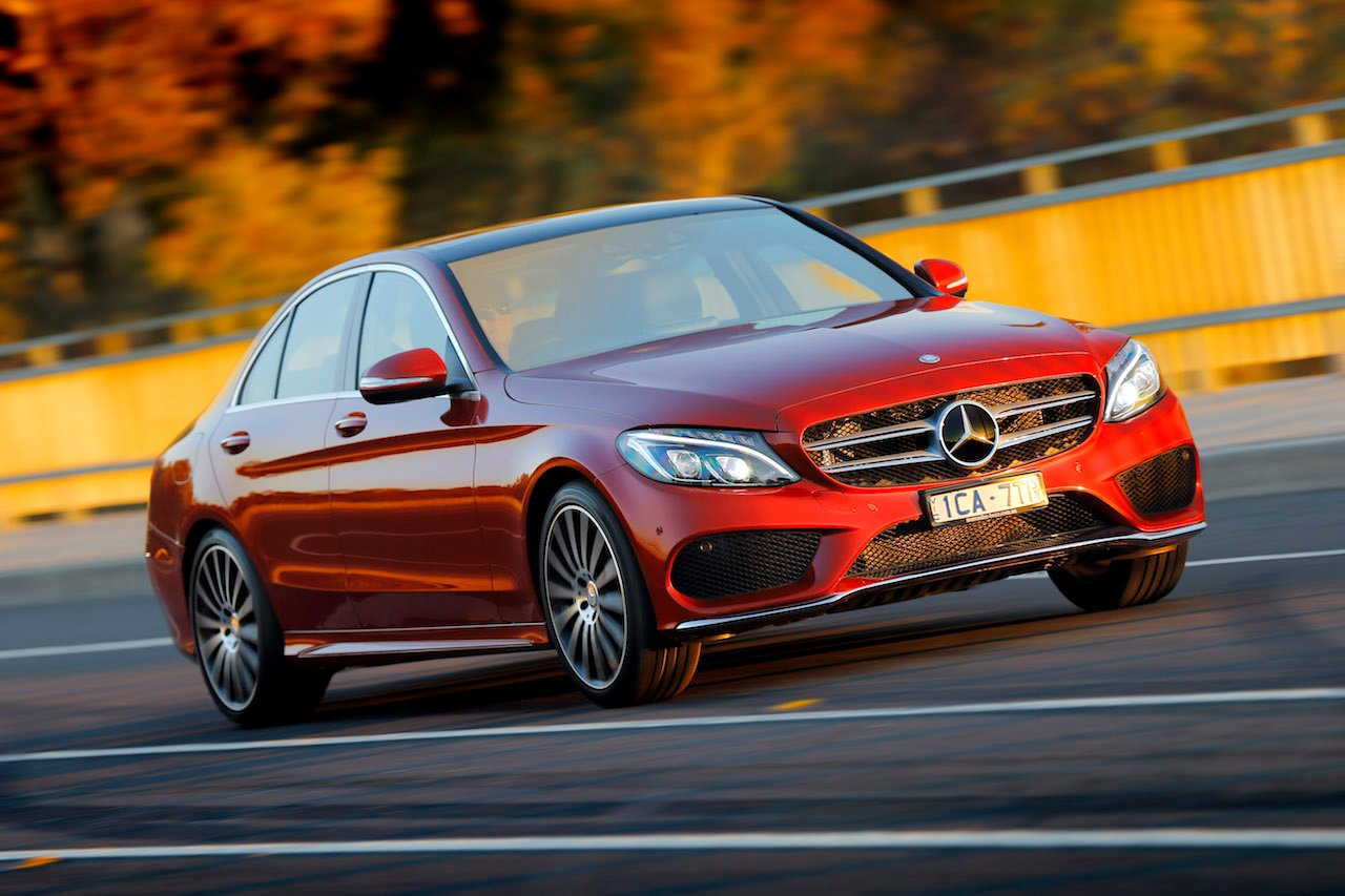 Mercedes-Benz C-Class Review: C300 BlueTEC Hybrid - photos | CarAdvice