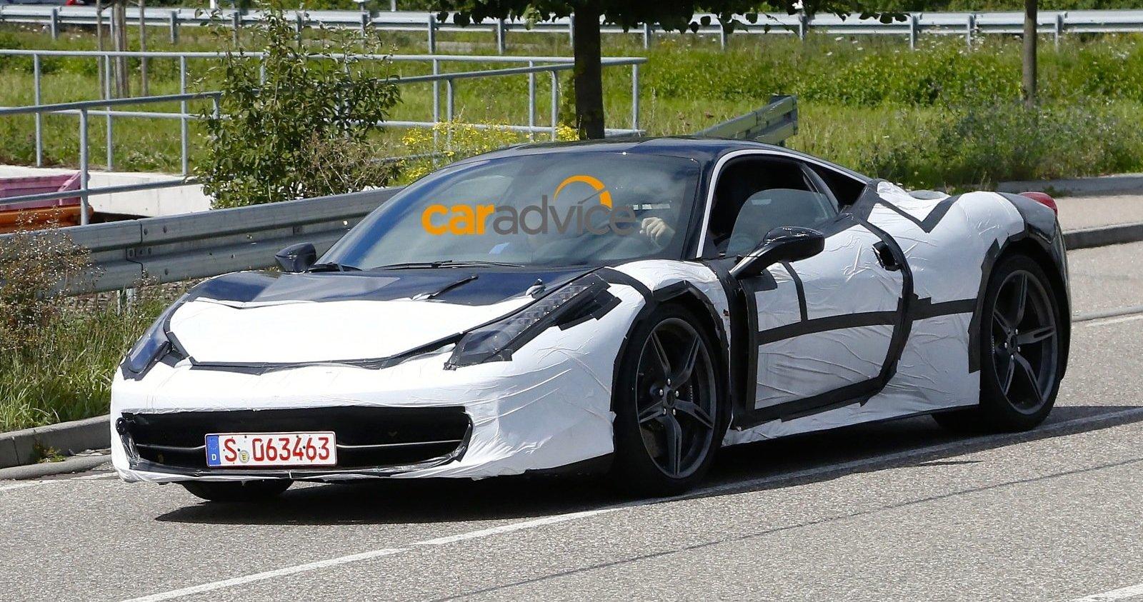 2015 Ferrari New Cars Photos Caradvice