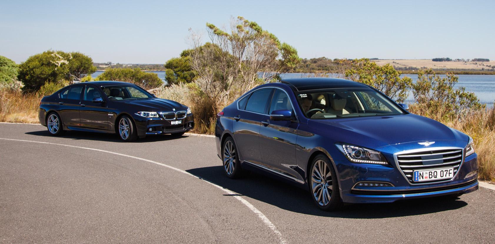 Hyundai S Genesis Under No Illusion About Luxury
