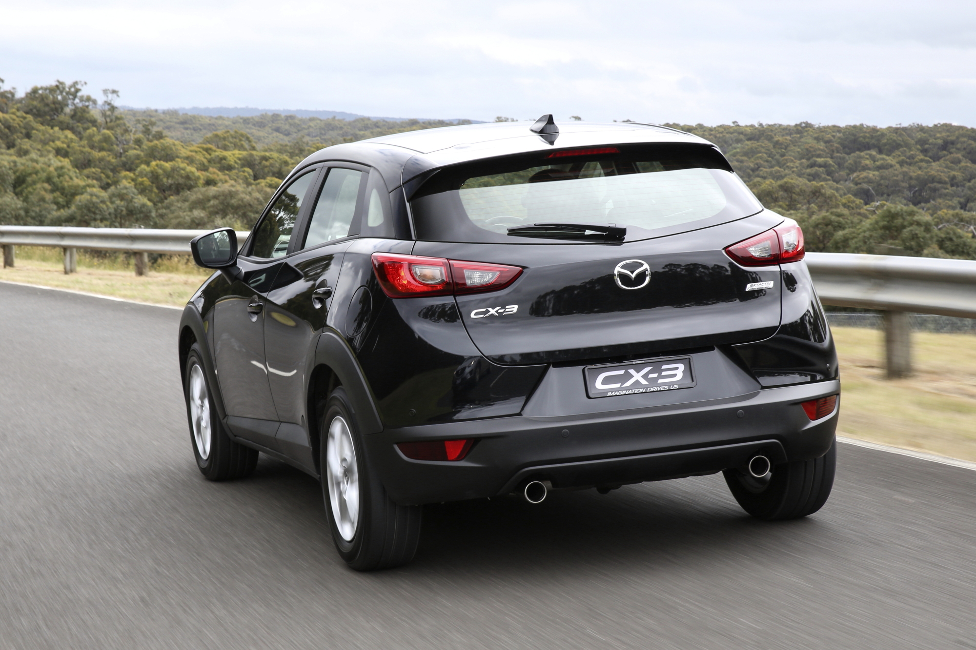 2015 mazda cx 3 review caradvice. Black Bedroom Furniture Sets. Home Design Ideas